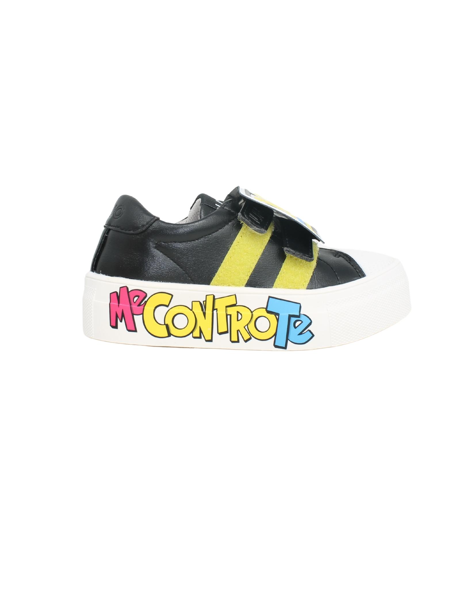 Sneakers Iconica Alicia LIU-JO MECONTROTE | Sneakers | 4F1009EX01400074NERO