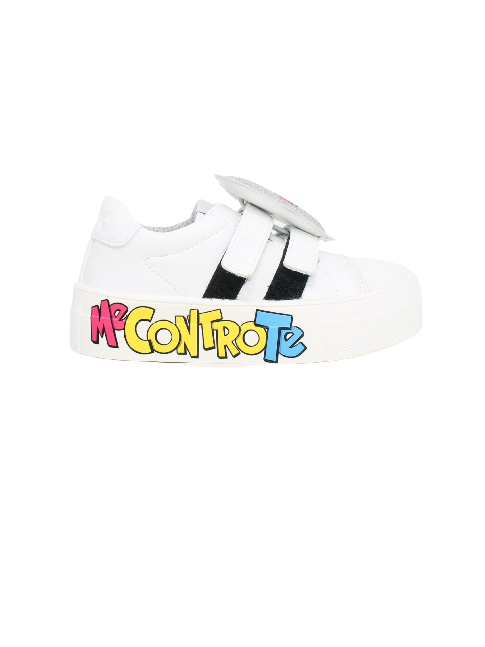 Sneakers Alicia Milk Fuxia Bambina LIU-JO MECONTROTE | Sneakers | 4F1009EX014S1024BIANCO