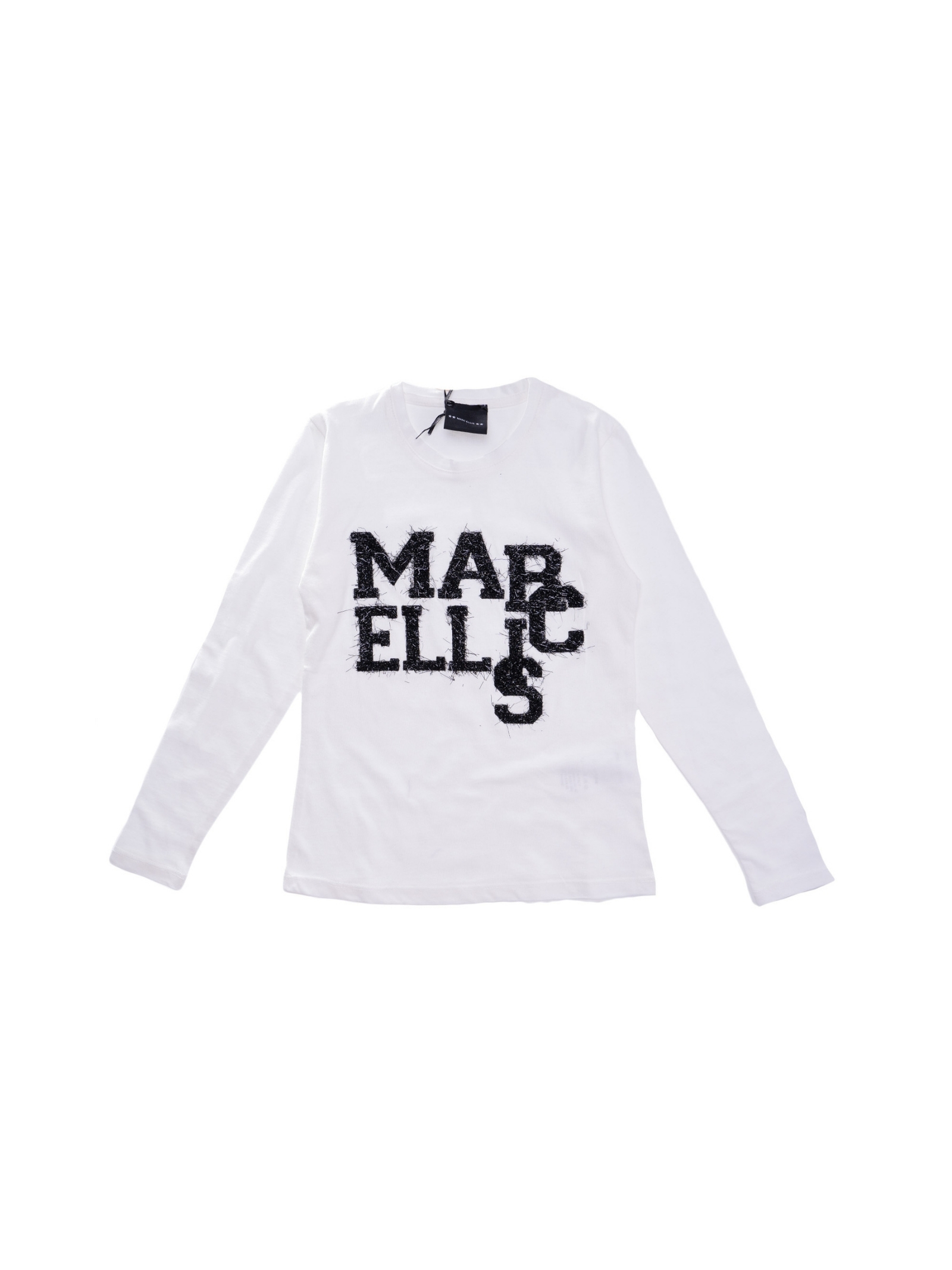Glamor Girl Sweater MARC ELLIS NEW YORK KIDS |  | JMEJTS6090BIANCO
