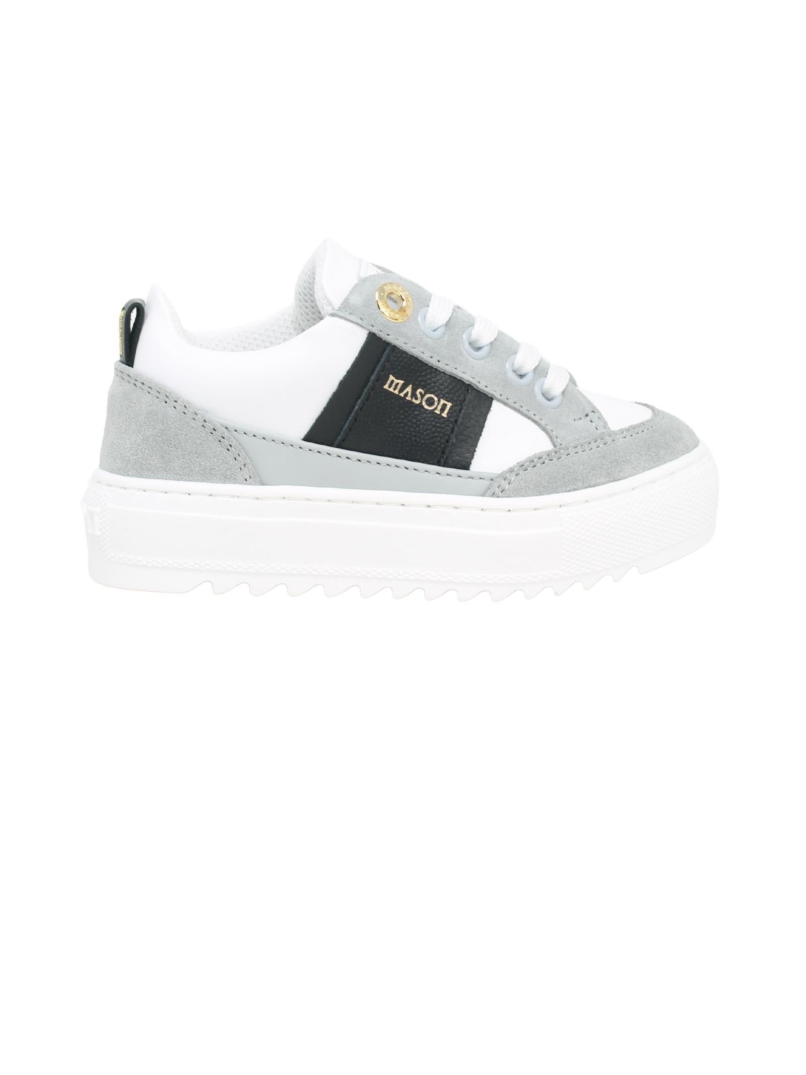 Sneakers Iconica Tia Bambino MASON GARMENTS KIDS | Sneakers | BFW2119ANERO