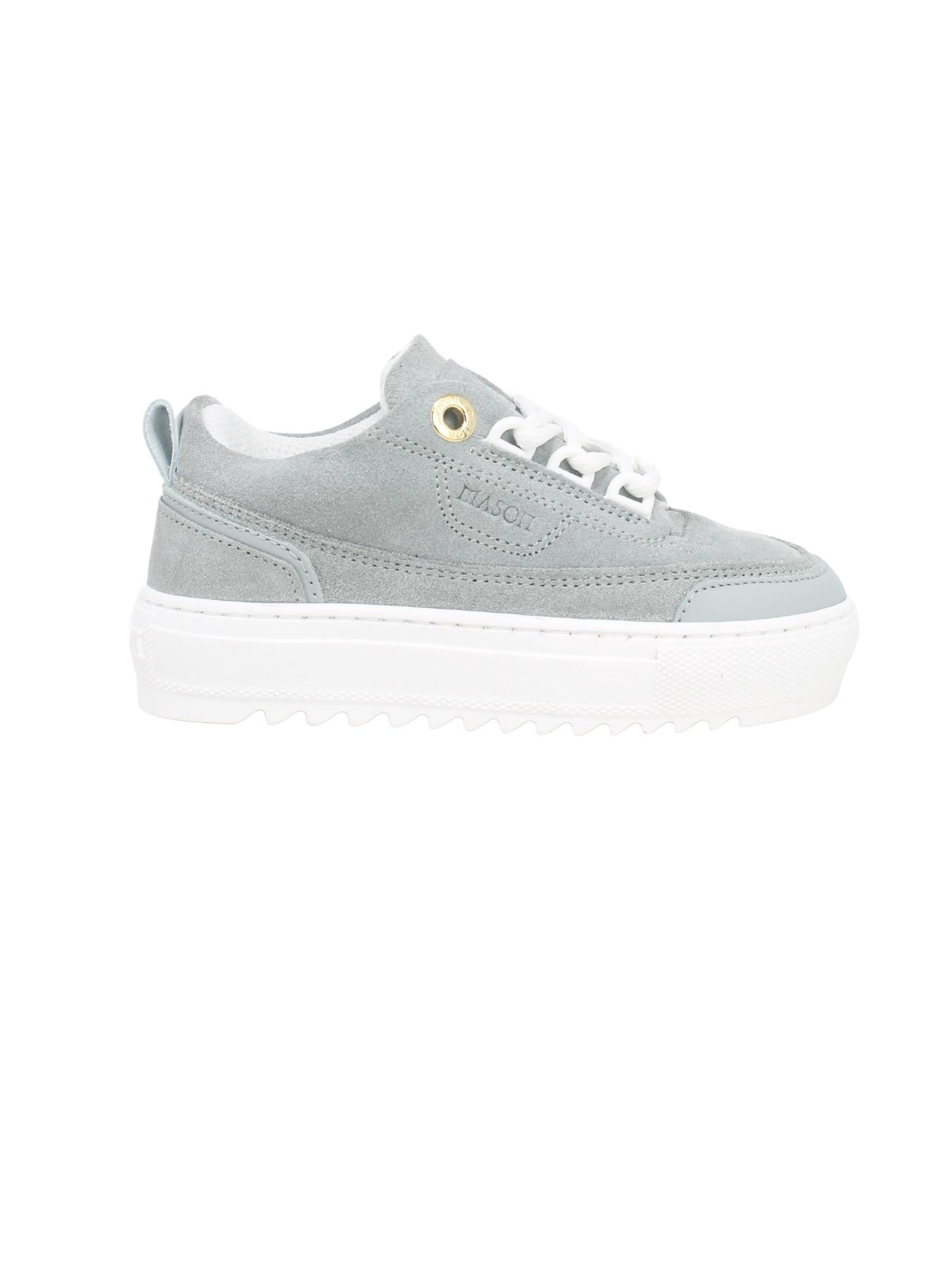 Sneakers Iconica Firenze Bambino MASON GARMENTS KIDS | Sneakers | BFW216AGRIGIO
