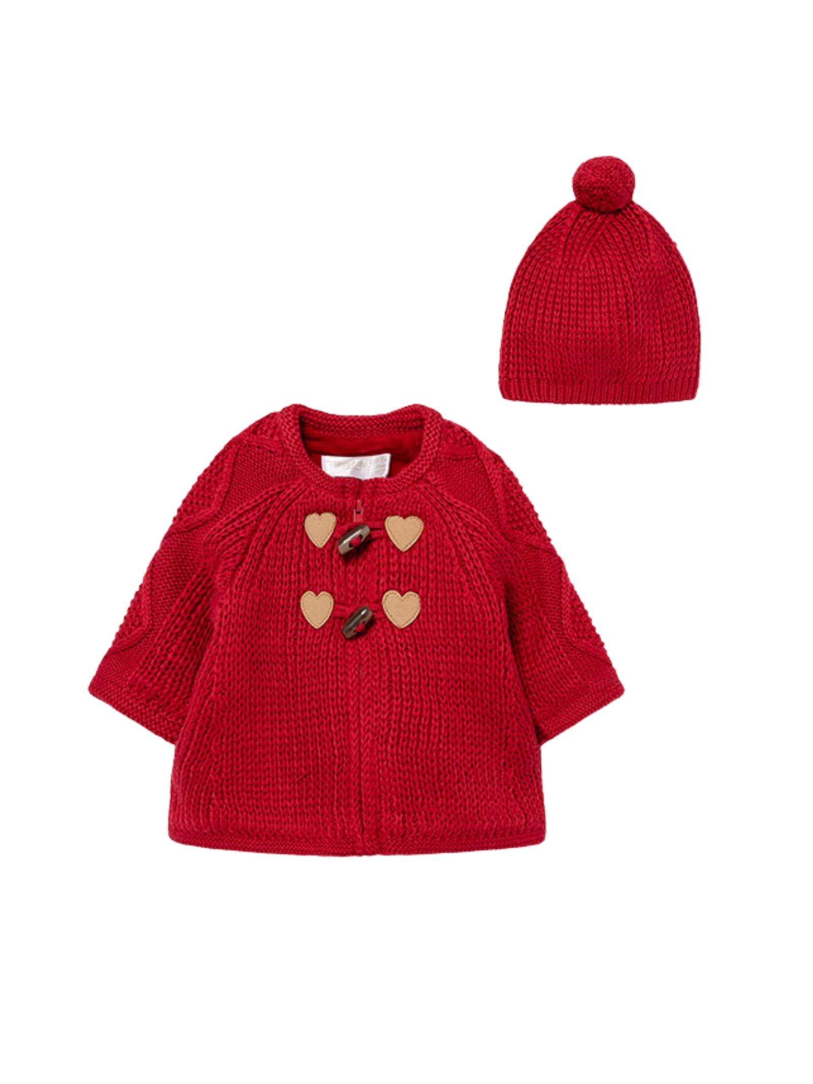 Cardigan Completo Baby MAYORAL NEWBORN | Cardigan | 2365034
