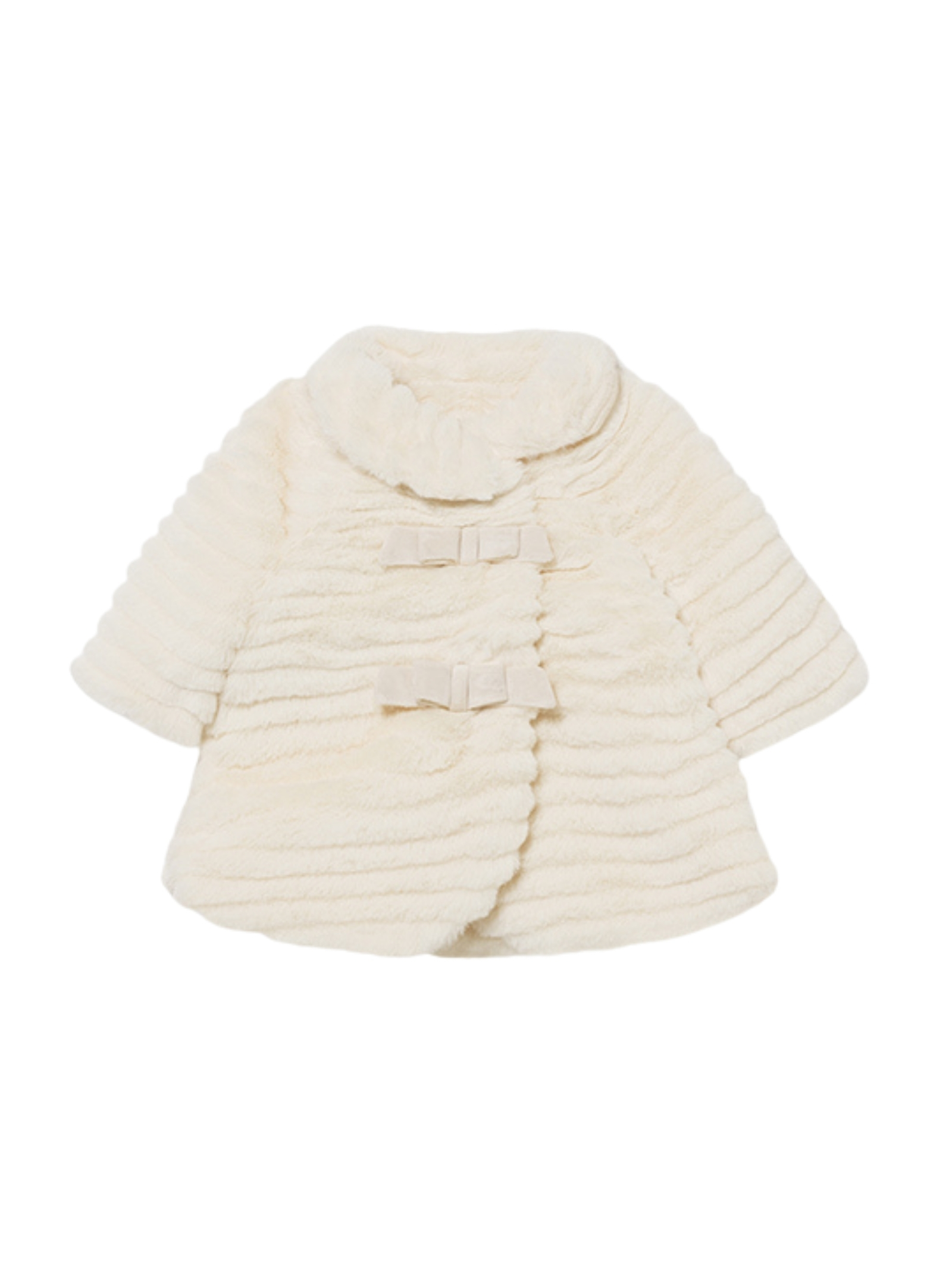 Faux Fur Coat MAYORAL NEWBORN | Coats | 2404076