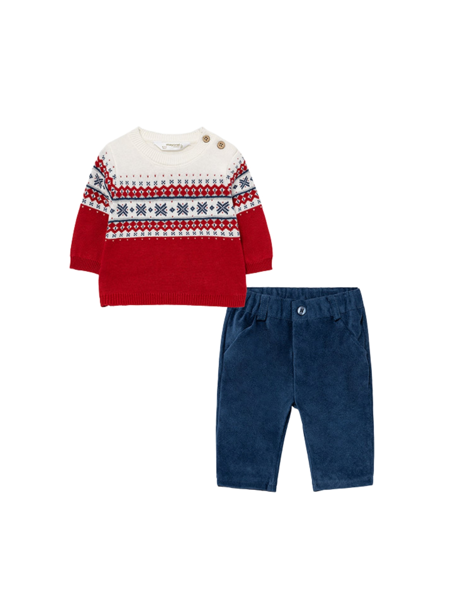 Completo Natale Baby MAYORAL NEWBORN | Completi | 2524085