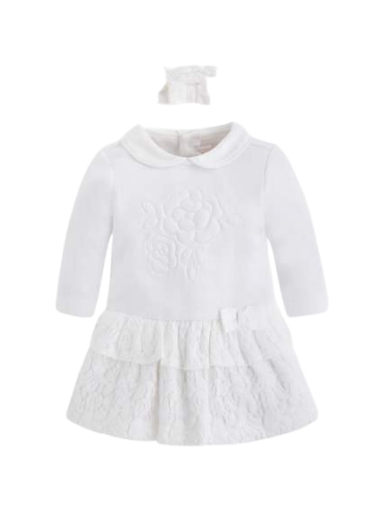 Vestito Fiocco Neonata MAYORAL NEWBORN | Vestiti | 281560
