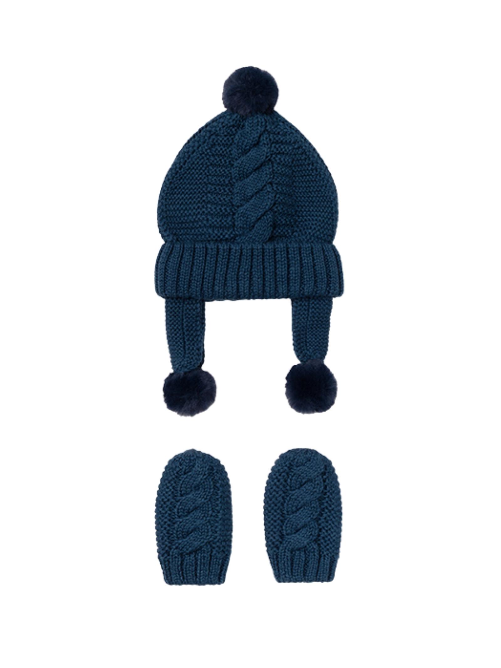 Hat set and Newborn knobs MAYORAL NEWBORN   Shirt   9433015