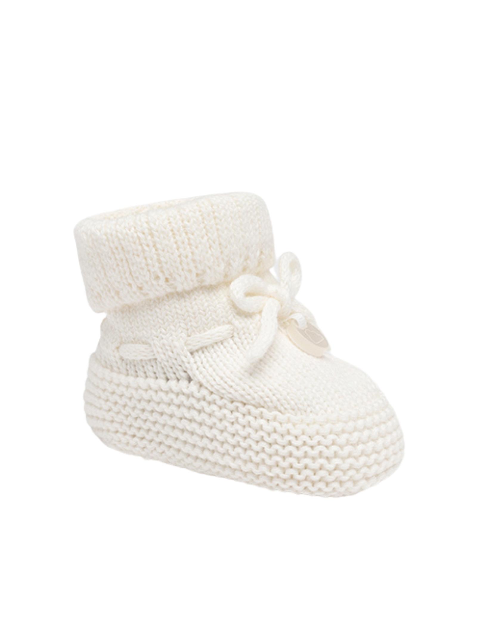 Newborn Tricot Slippers MAYORAL NEWBORN   Shoes   9462096