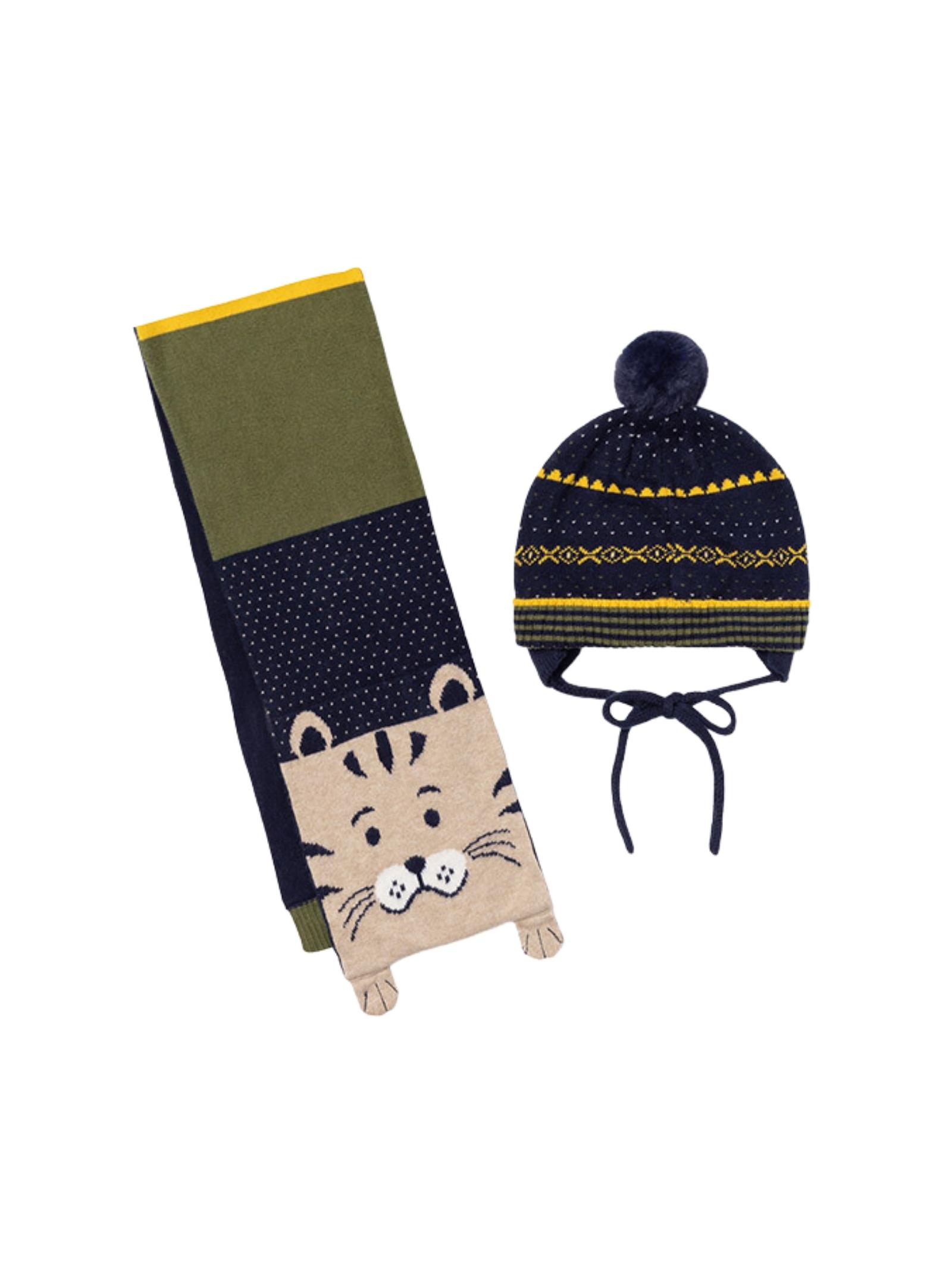 Coppia Cappello Cat Bambino MAYORAL   Cappelli   10104095