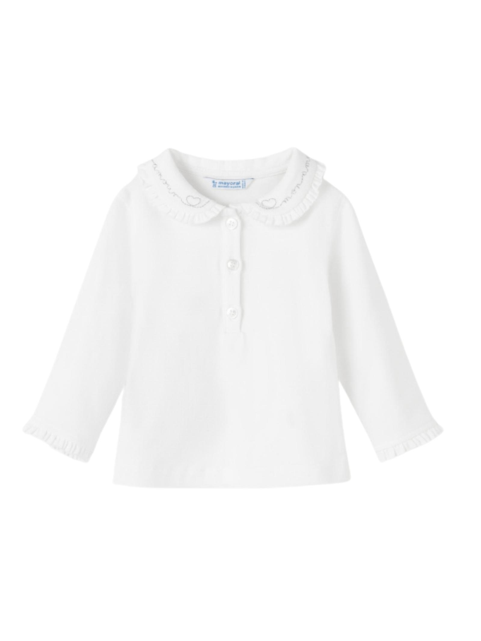 Polo Basic Bambina MAYORAL | Polo | 104080