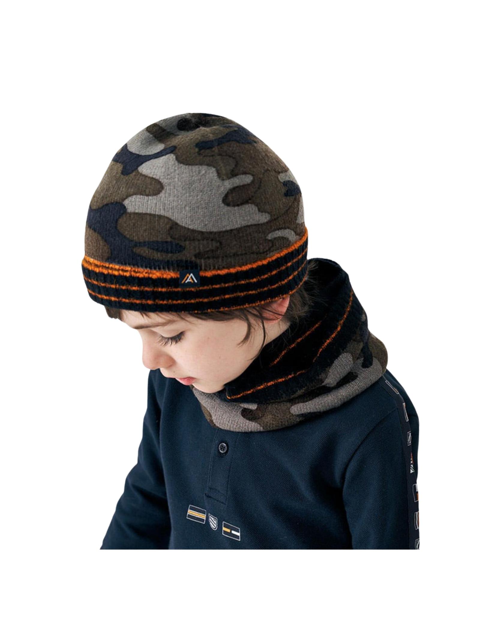 Coppia Cappello e Collo Bambino MAYORAL   Cappelli   10892MARINO