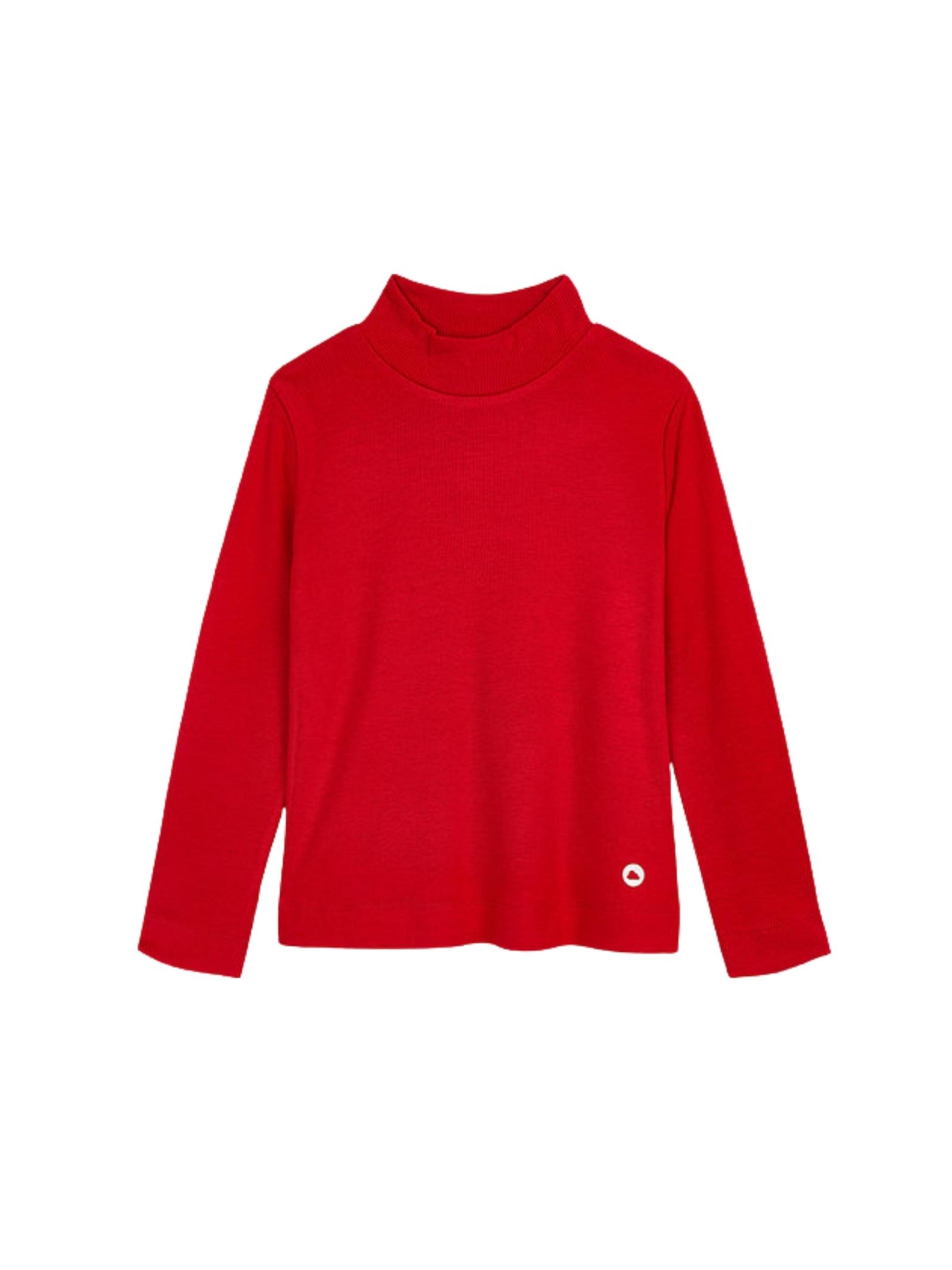 Lupetto Basic Red Bambina MAYORAL   Lupetto   13685