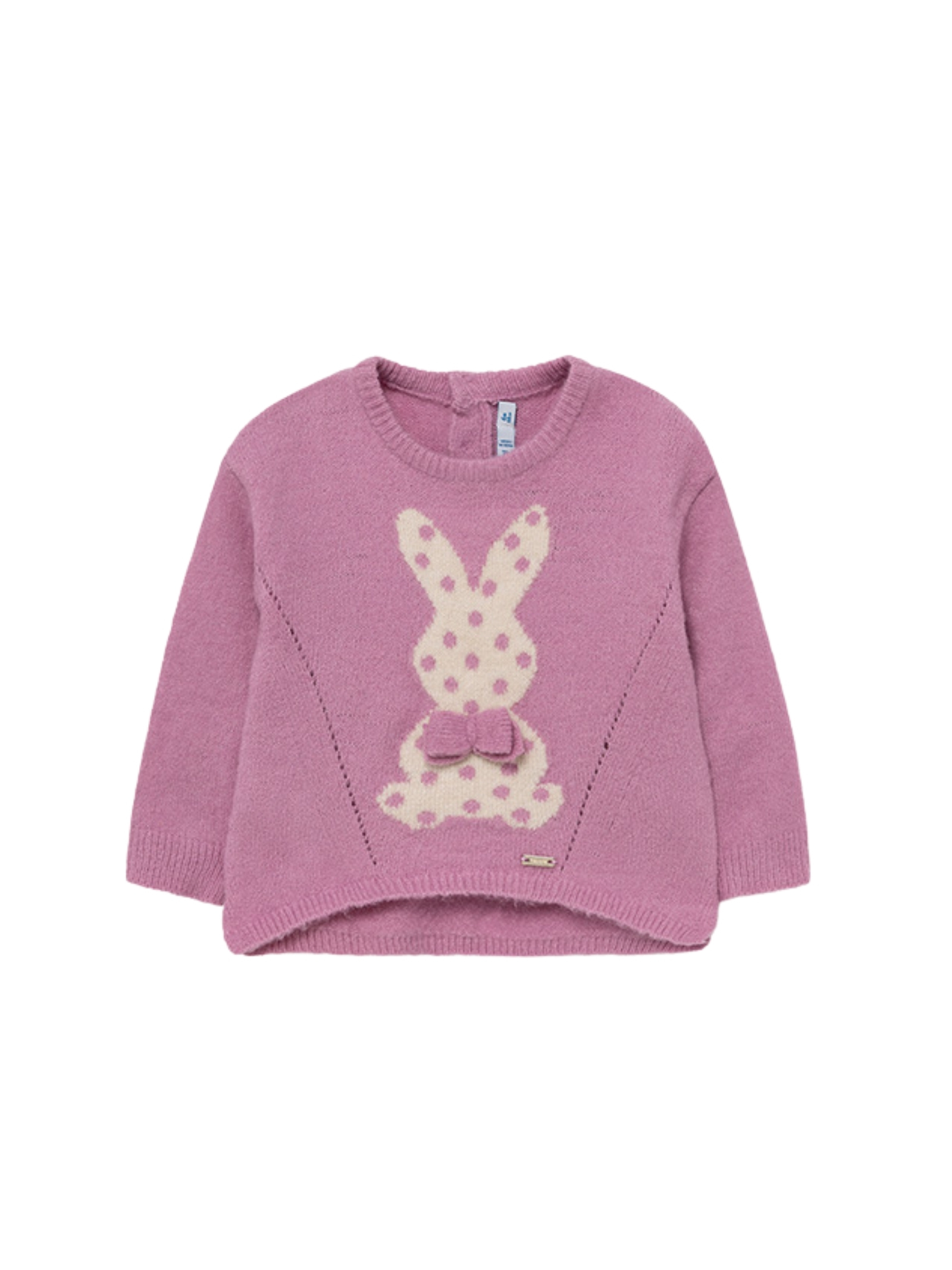 Bunny Girl Sweater MAYORAL      2385011
