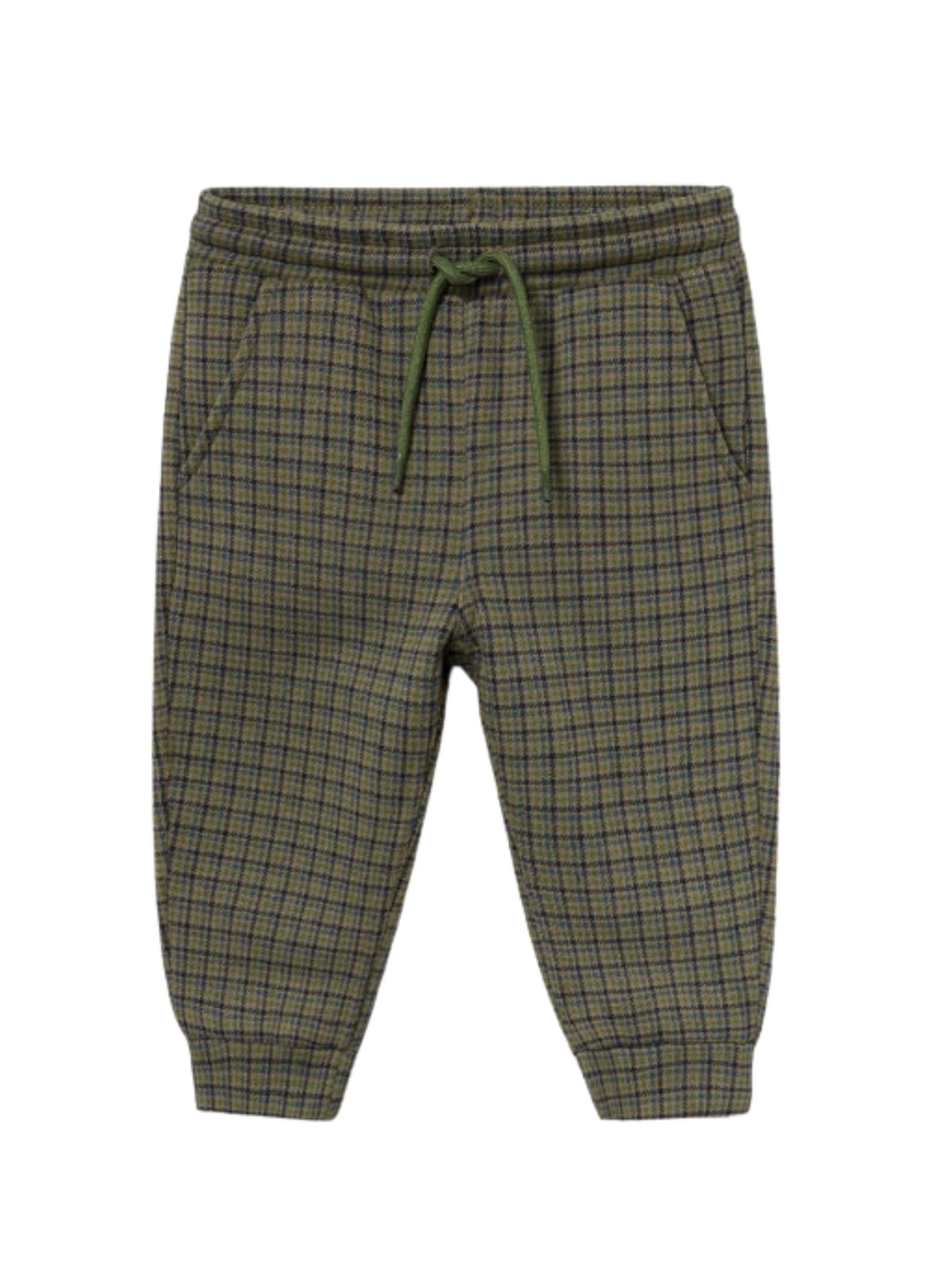 Pantalone Quadri Jogger MAYORAL   Pantaloni   2528080
