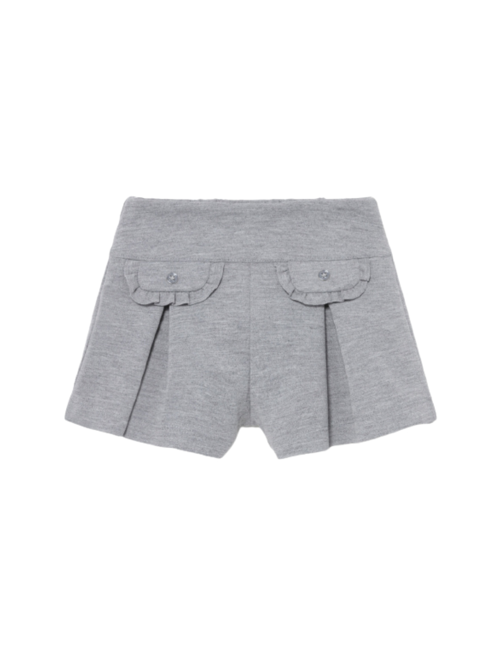 Shorts Grey Bambina MAYORAL | Gonne | 2904092