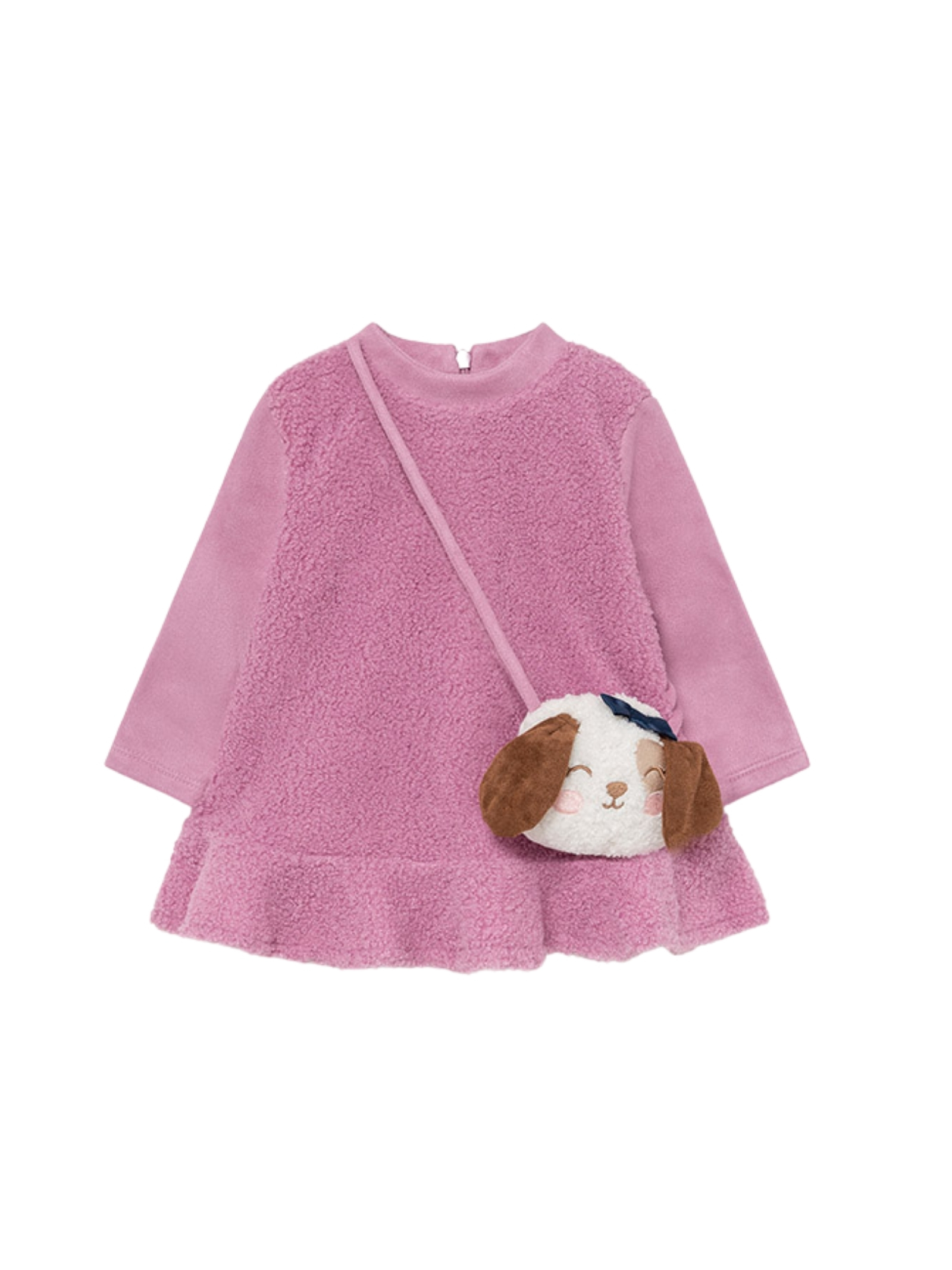 Little Girl Teddy Dress MAYORAL   Clothes   2921075