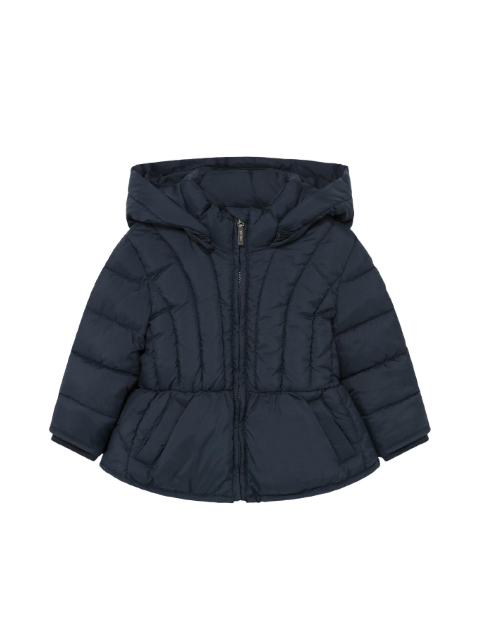 Girls Solid Color Jacket MAYORAL   Jackets   414046