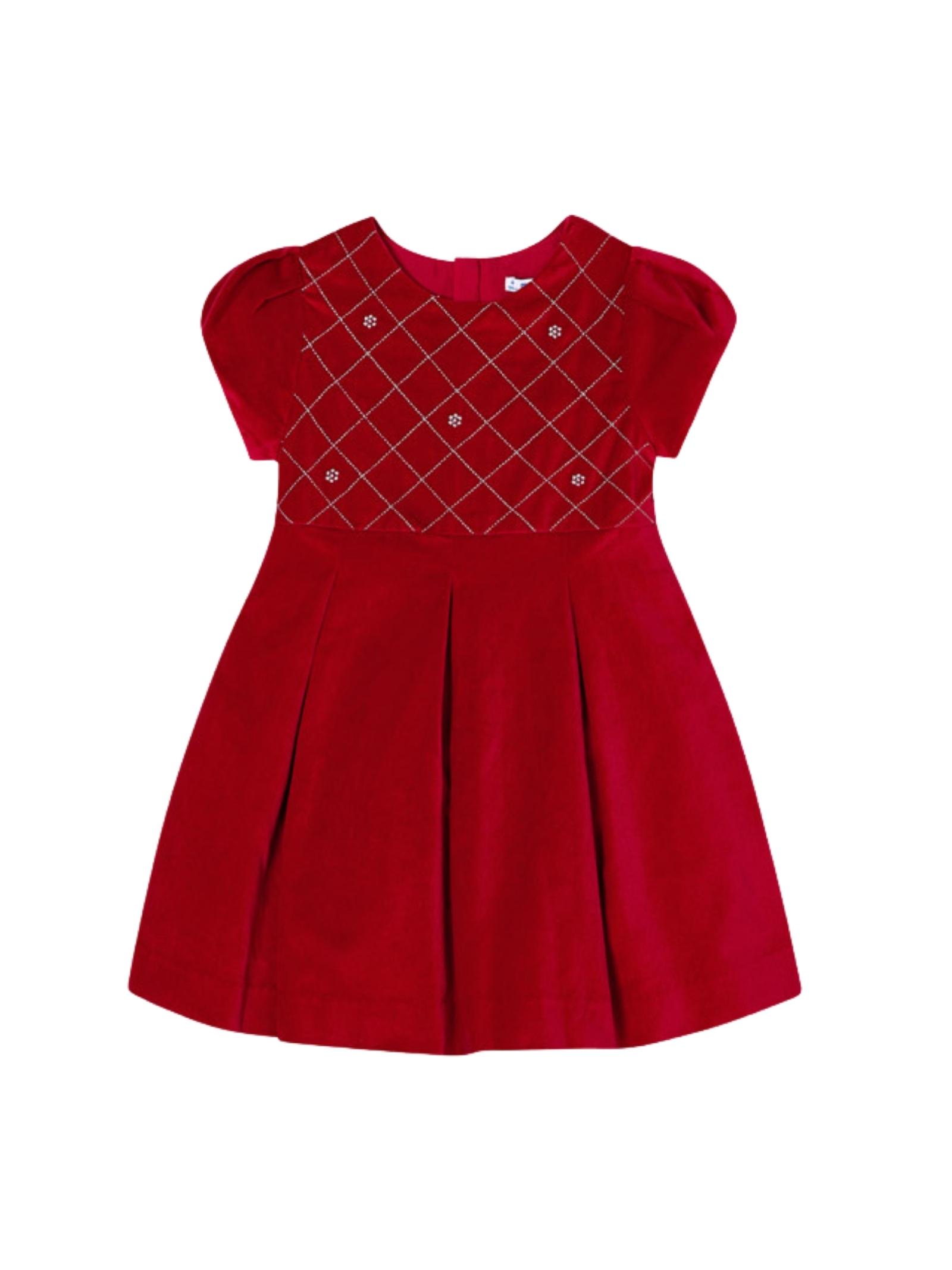 Vestito Campana Velluto Bambina MAYORAL | Vestiti | 4912062