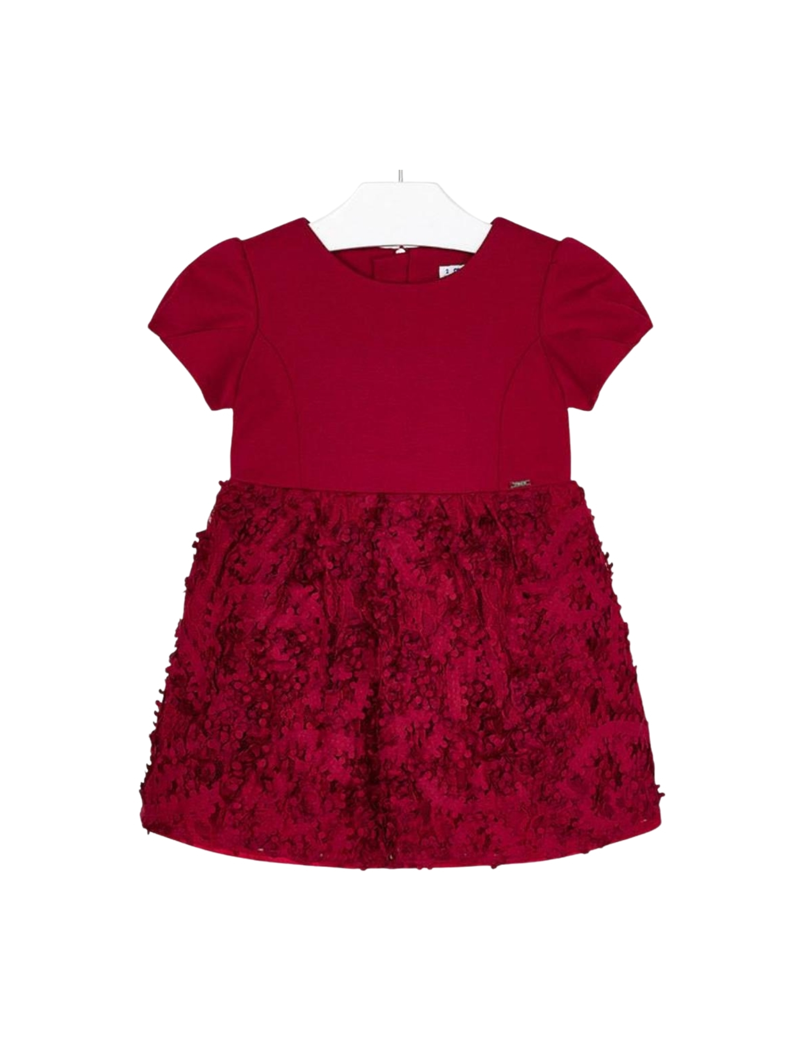 Vestito Maniche Palloncino Bambina MAYORAL   Vestiti   492022
