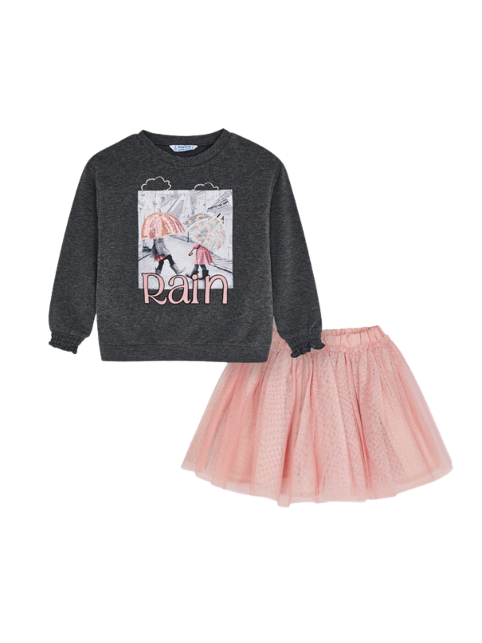 Girl's Tulle Set MAYORAL   Complete   4943049