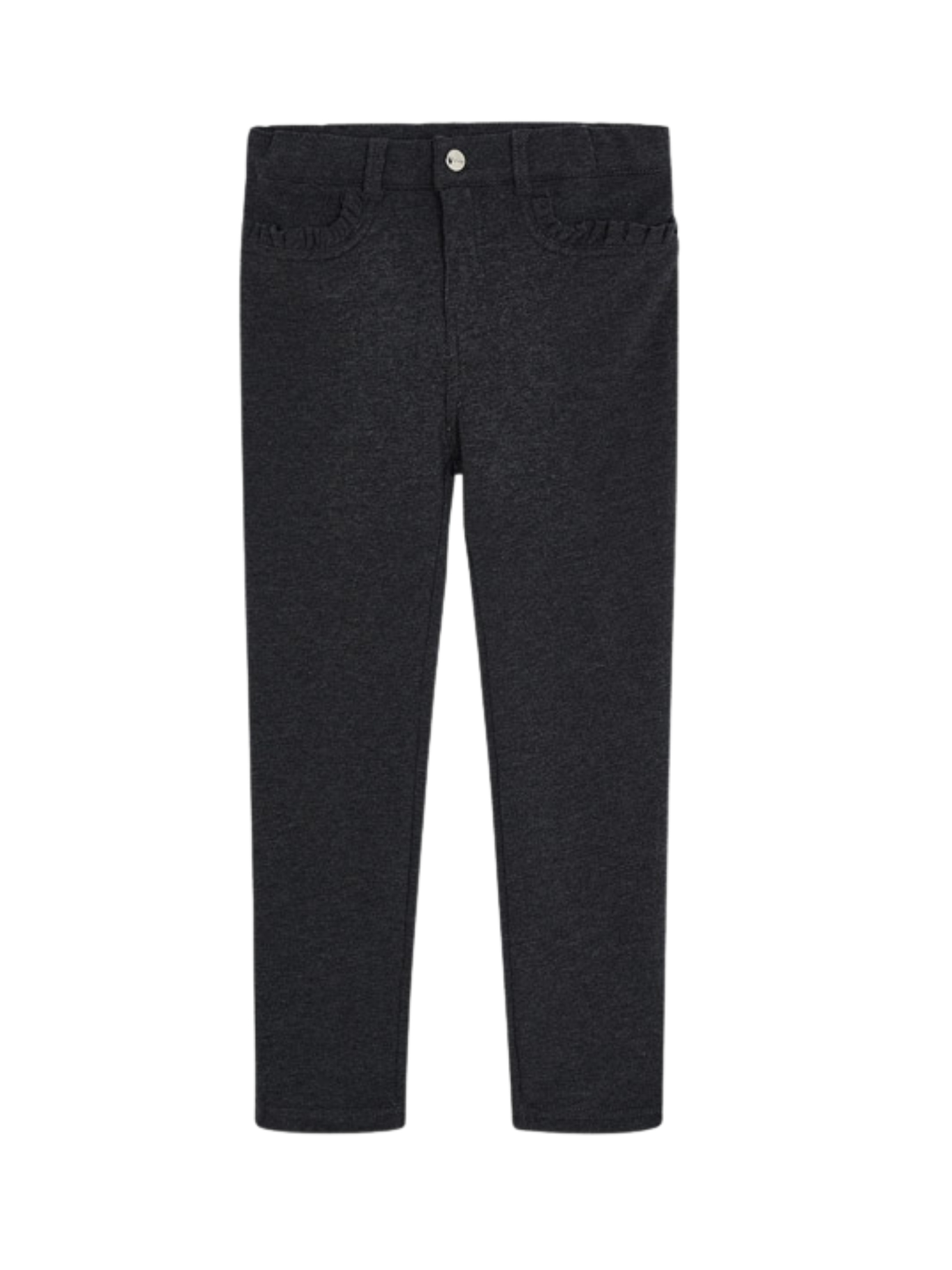 Slim Fit Girl Trousers MAYORAL   Trousers   511055