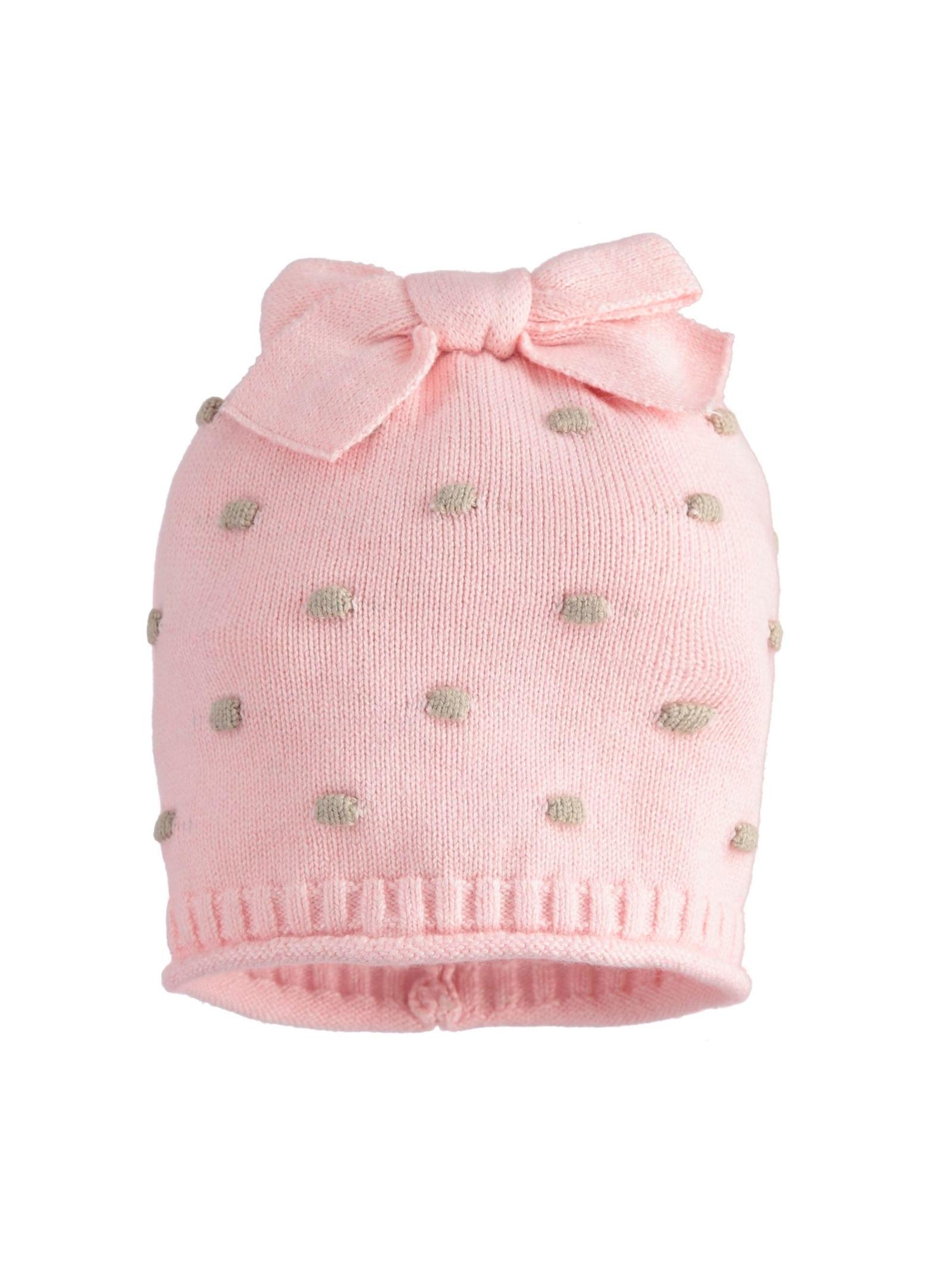 Cappello Pois Neonata MINIBANDA | Cappelli | 33325002715