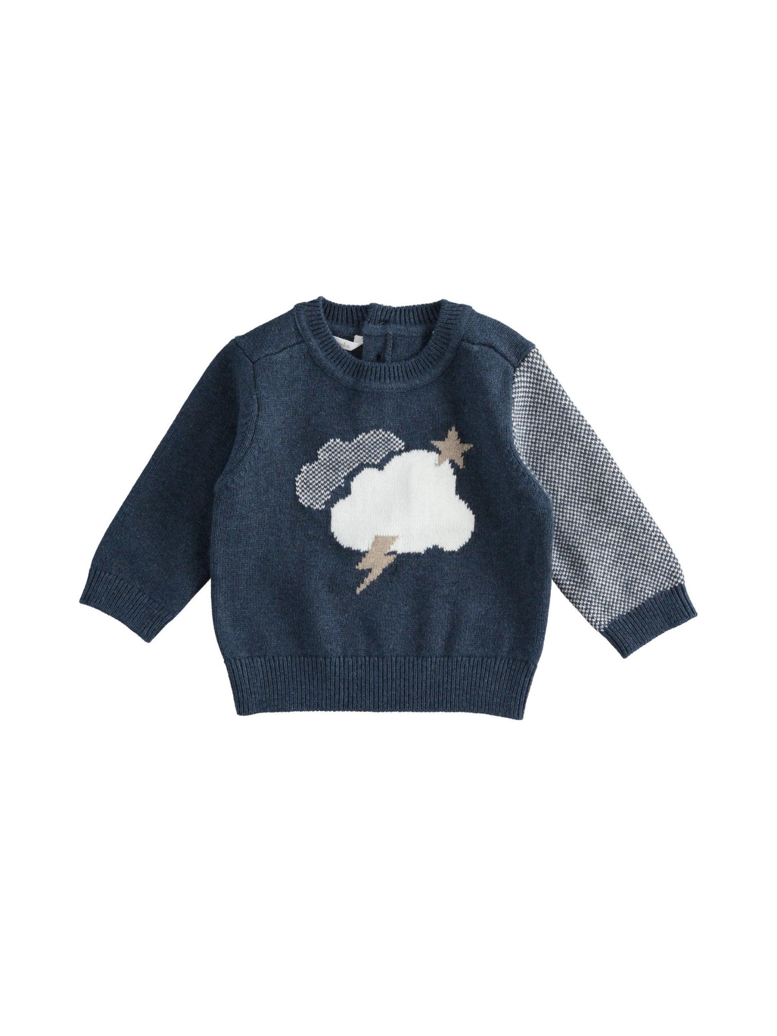Baby Cloud Sweater MINIBANDA | Sweaters | 33612008953