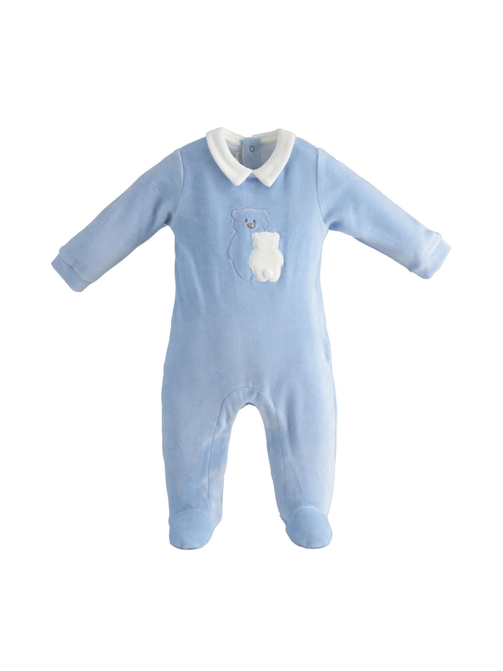 Baby Chenille playsuit MINIBANDA | Rompers | 33676003862