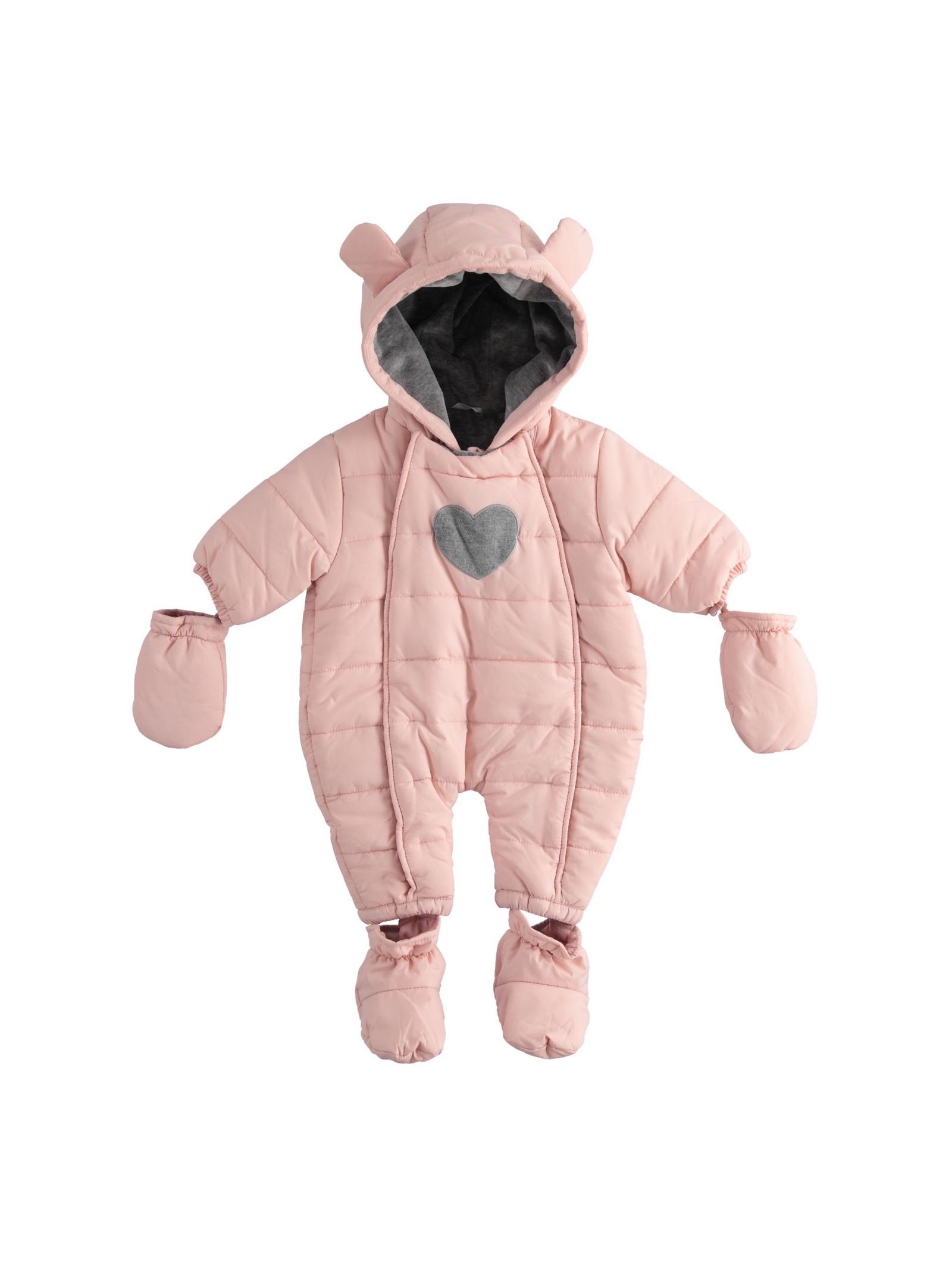 Baby Girl Padded Eschimo MINIBANDA |  | 33677002513