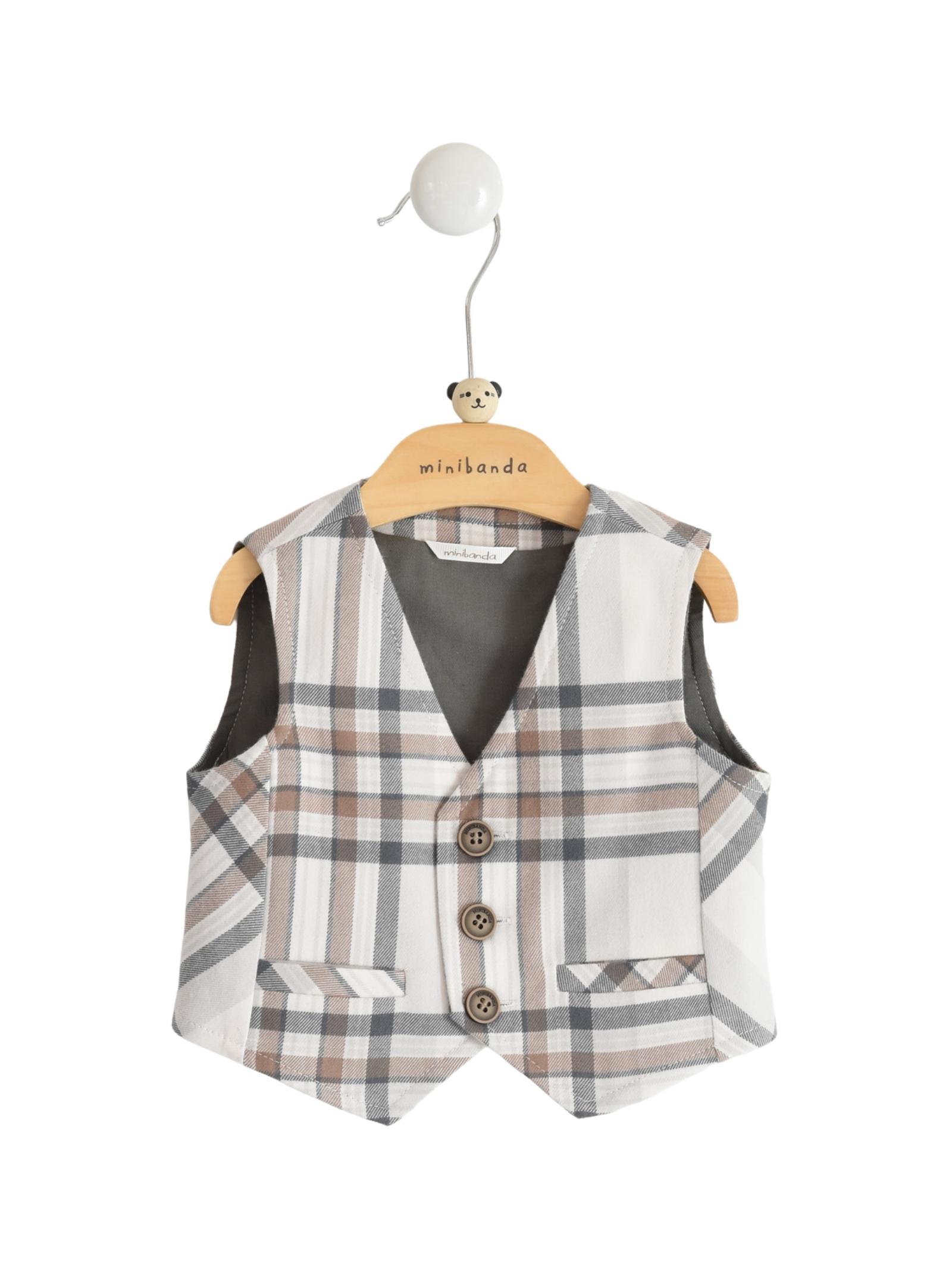 Elegant Child vest MINIBANDA | Gilet | 33692000112