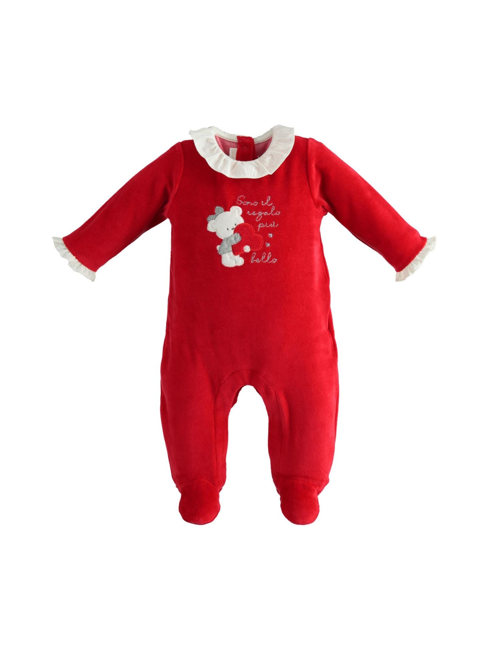 Whole Christmas Baby Girl MINIBANDA | Rompers | 33755002253