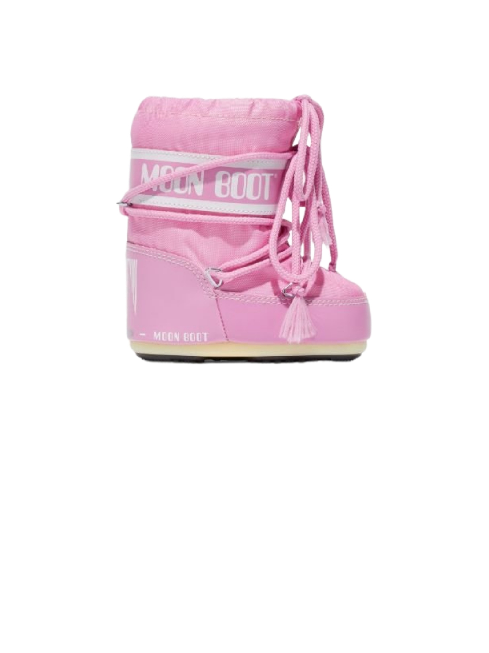 Pink Nylon Snow Boots for Girls MOON BOOT KIDS | Boots | 4400RROSA