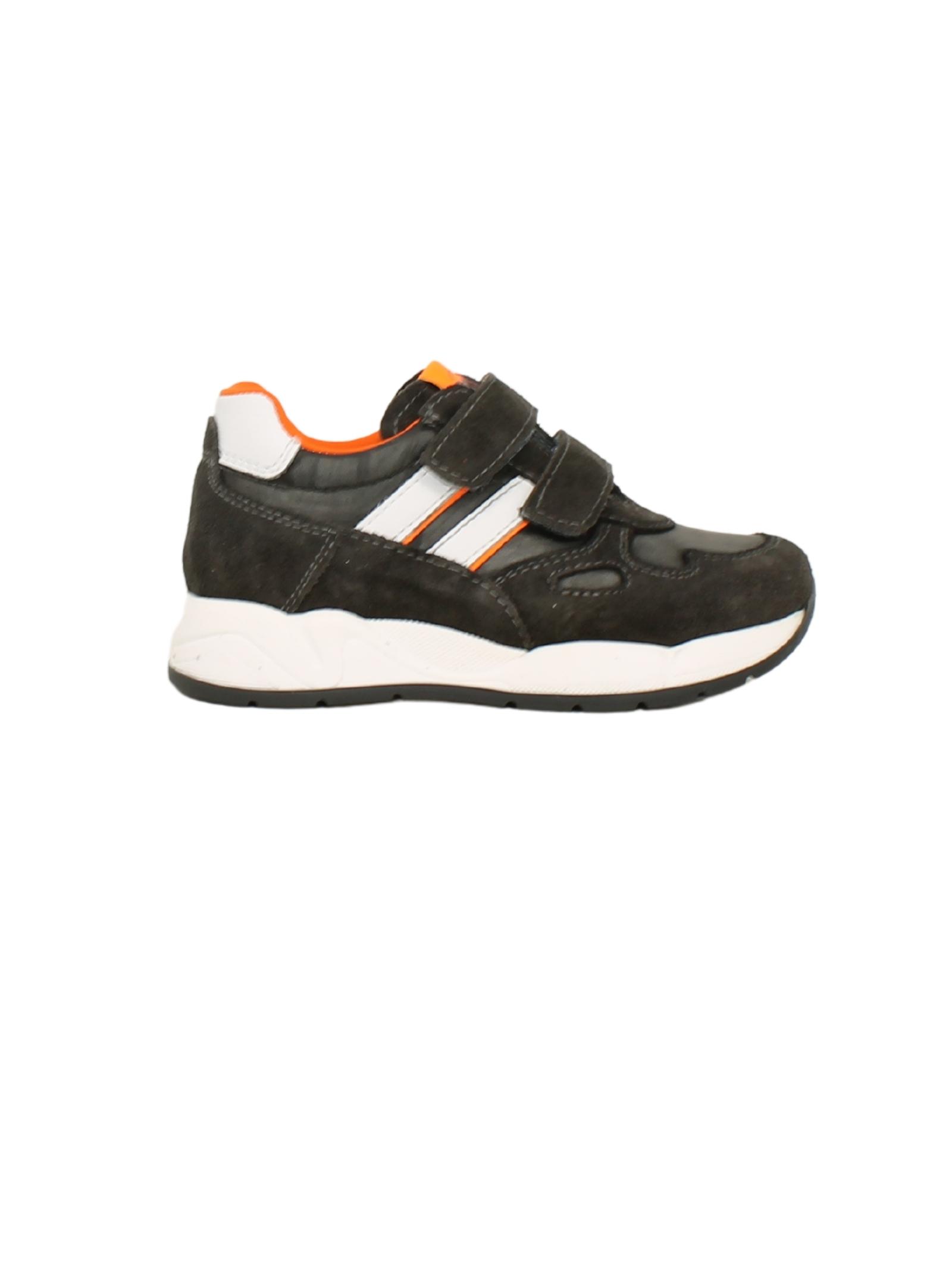Sneakers Fluo Arancio Bambino NERO GIARDINI JUNIOR   Sneakers   023910M137