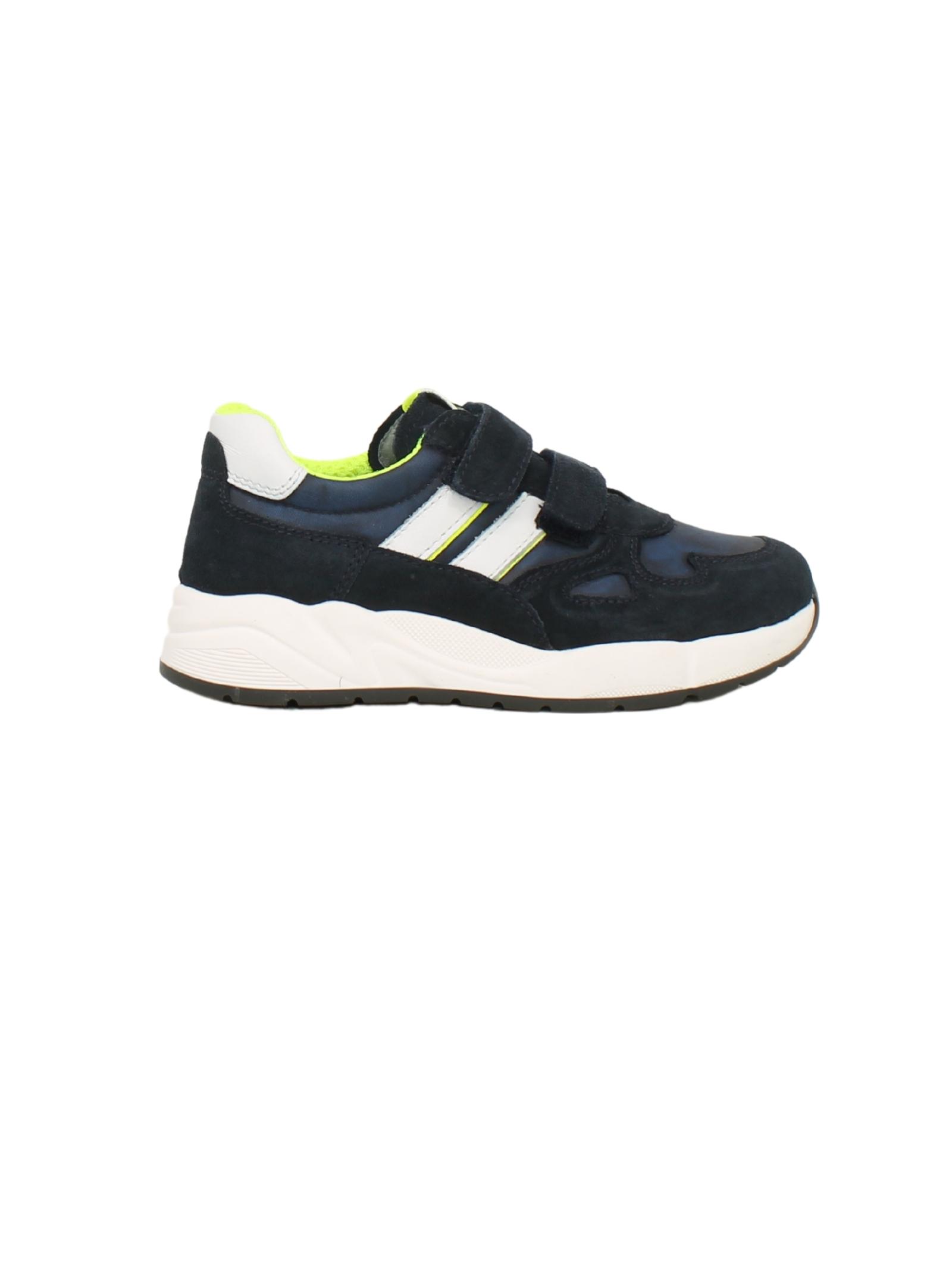 Sneakers Fluo Lime Bambino NERO GIARDINI JUNIOR   Sneakers   023910M207