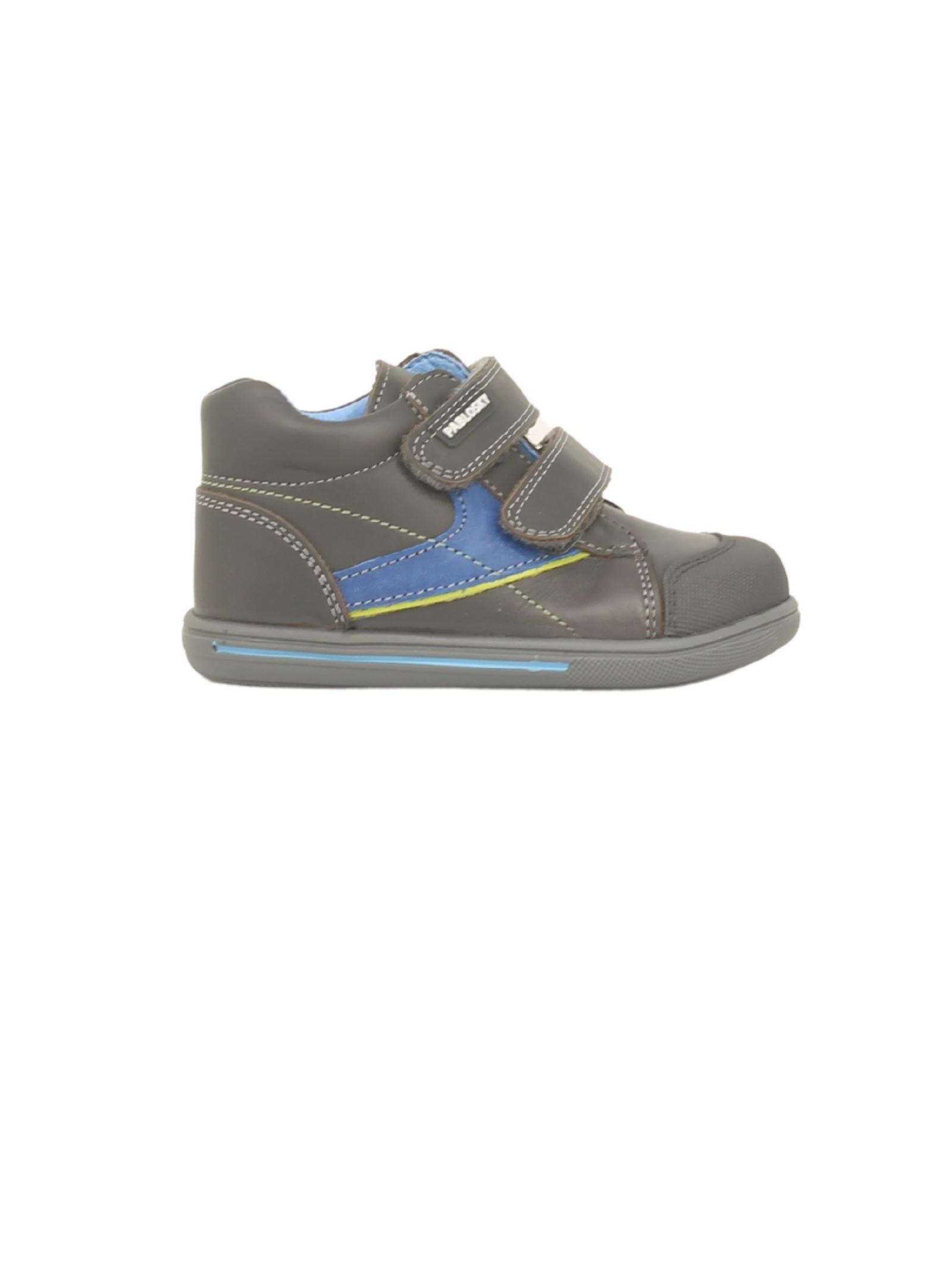 Sneakers Strappo Bambino PABLOSKY | Sneakers | 002454GRIGIO