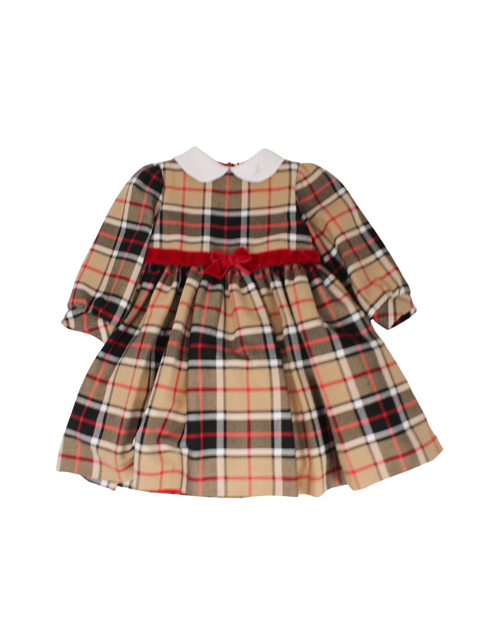 Elegant Scottish dress for girls PETIT | Clothes | 2015094T672125
