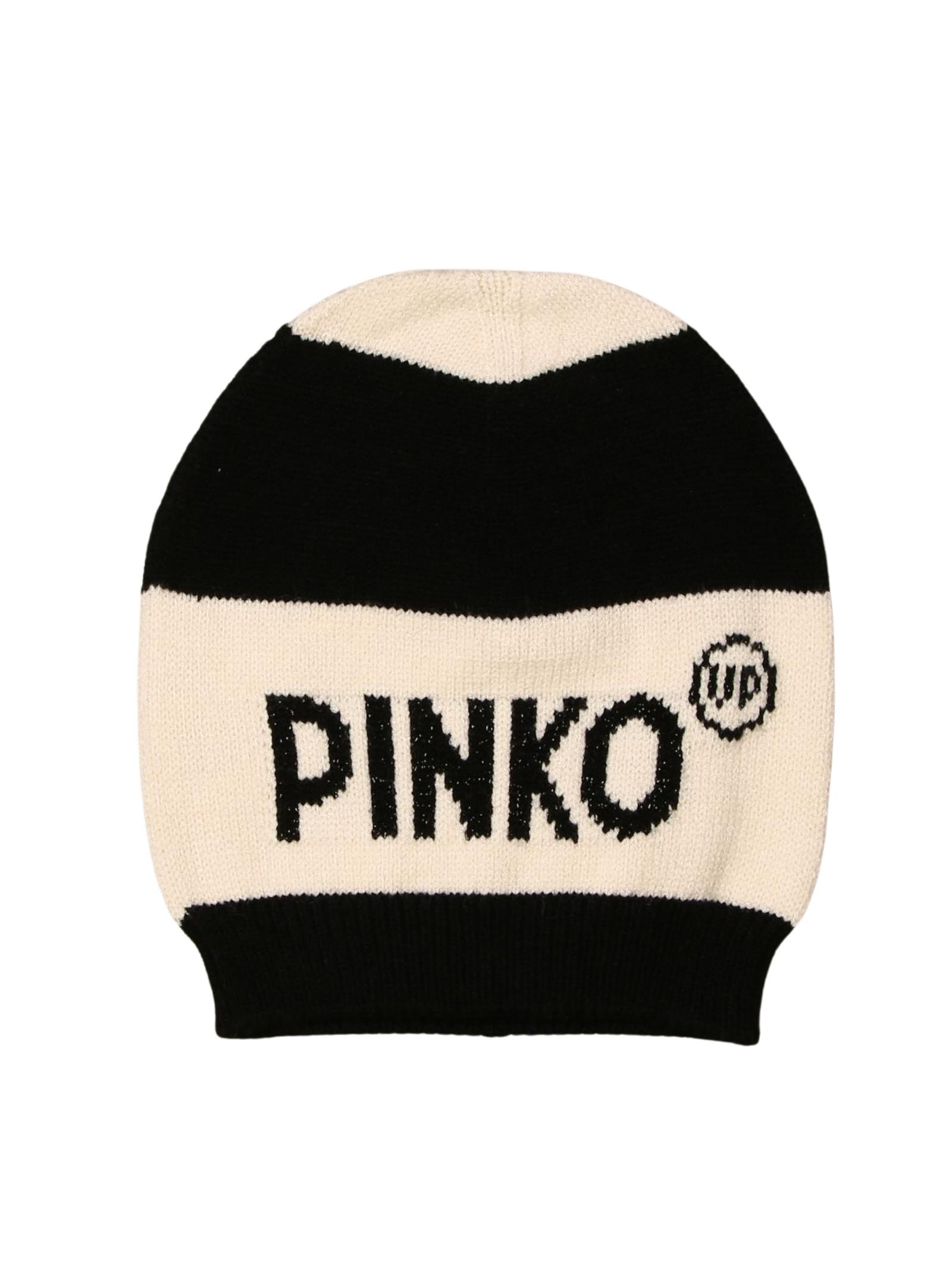 Cappello Lurex Bambina PINKO UP | Cappelli | 025678NERO