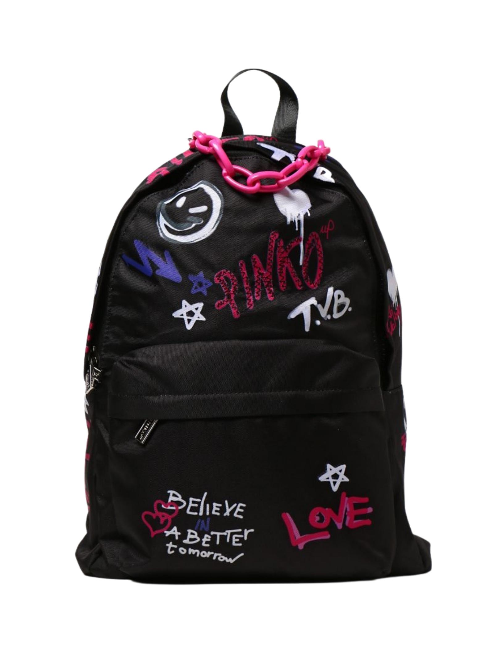 Zaino Nylon Love Bambina PINKO UP | Zaini | 028244110
