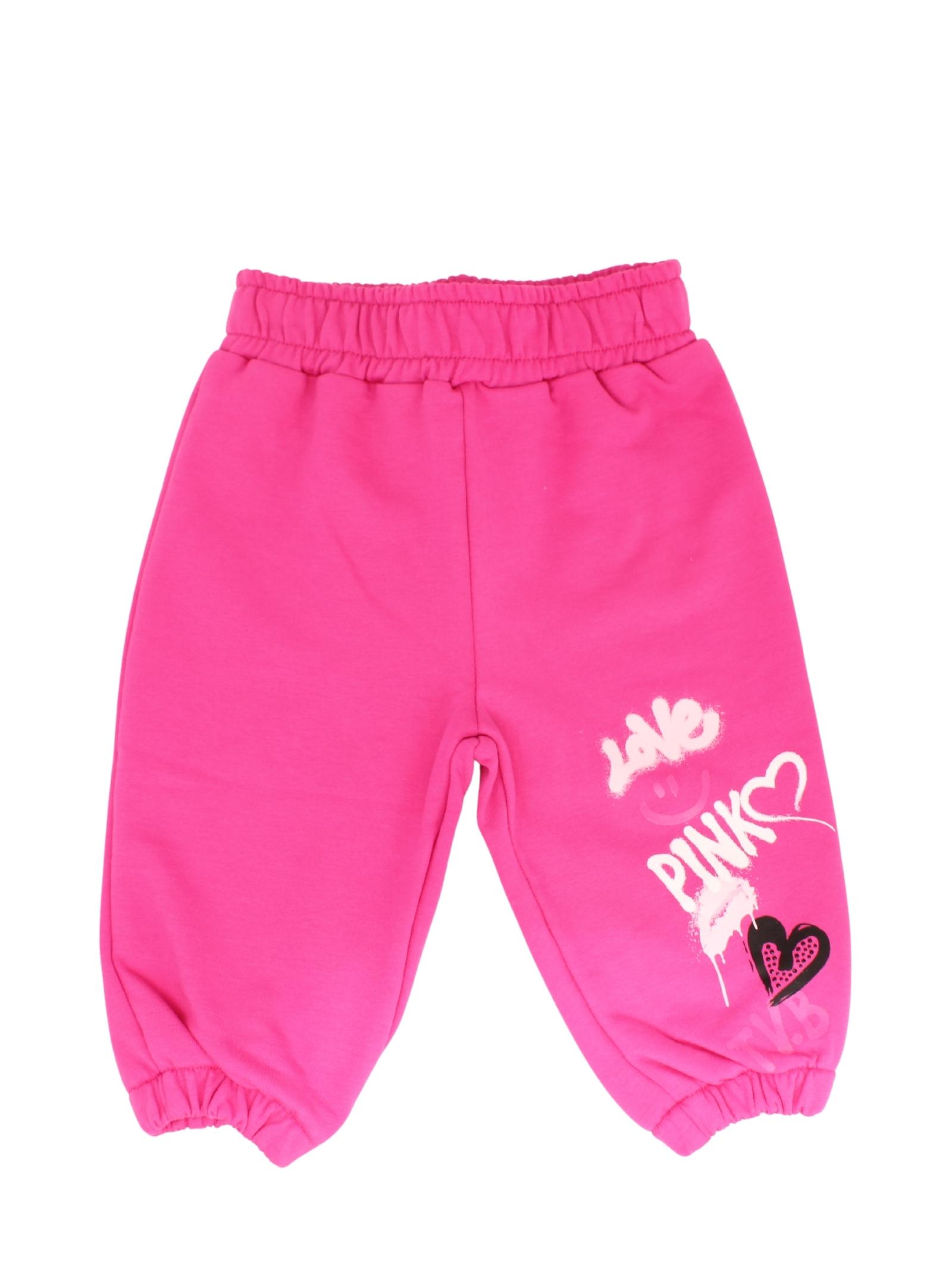 Pantalone Sportivo Bambina PINKO UP | Pantaloni | 028752044