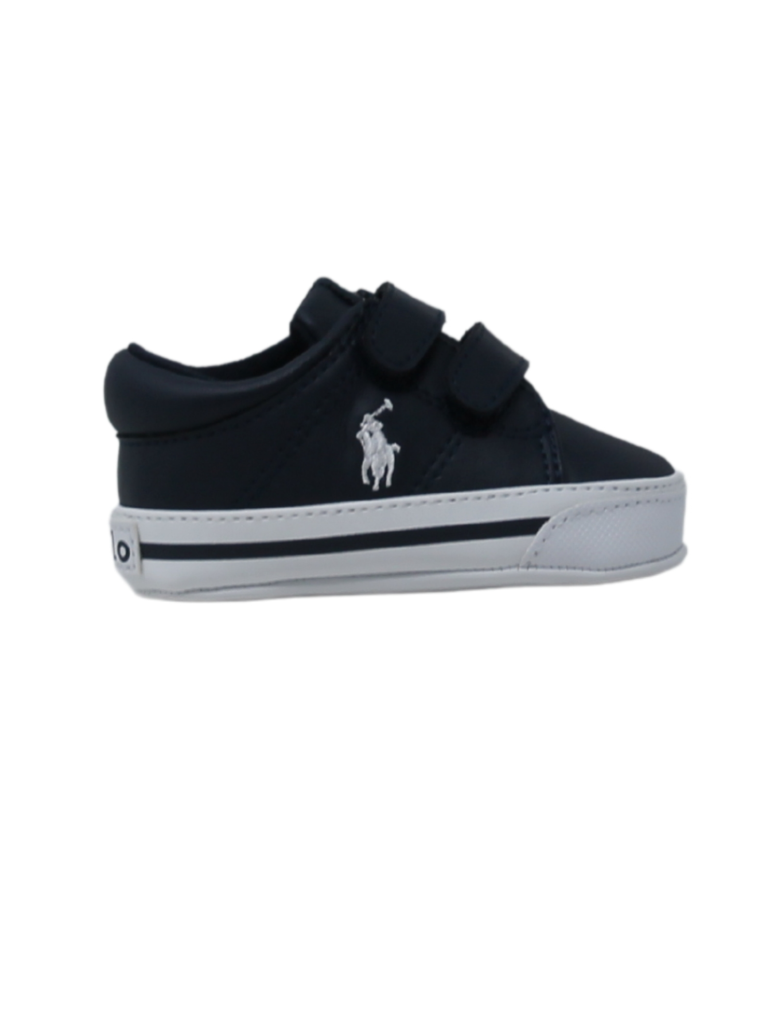 Newborn Logo Sneakers POLO RALPH LAUREN JUNIOR | Sneakers | 13RL100599BLU