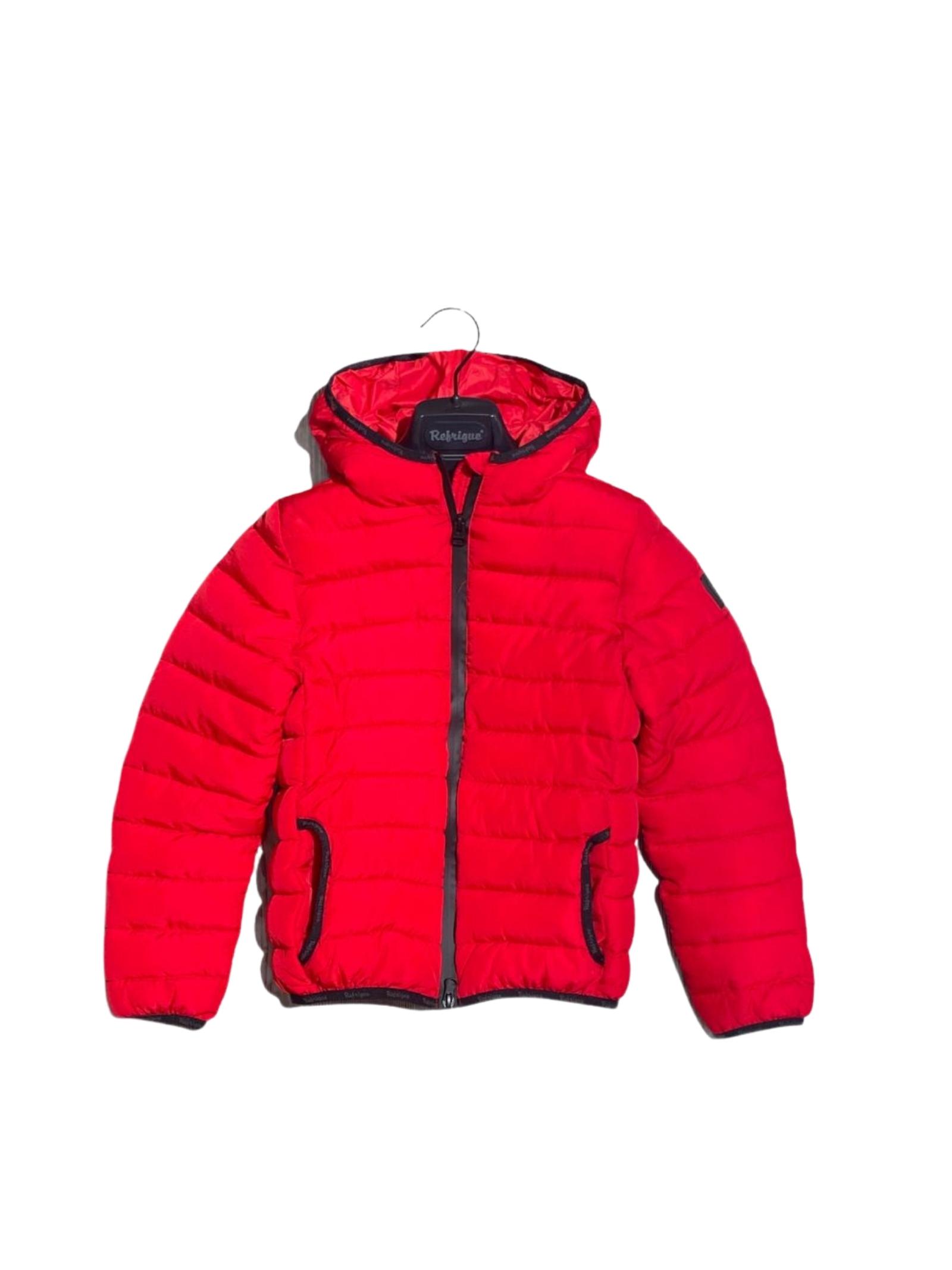 Bomber Jacket Child REFRIGUE KIDS | Jackets | 2831O0066ROSSO