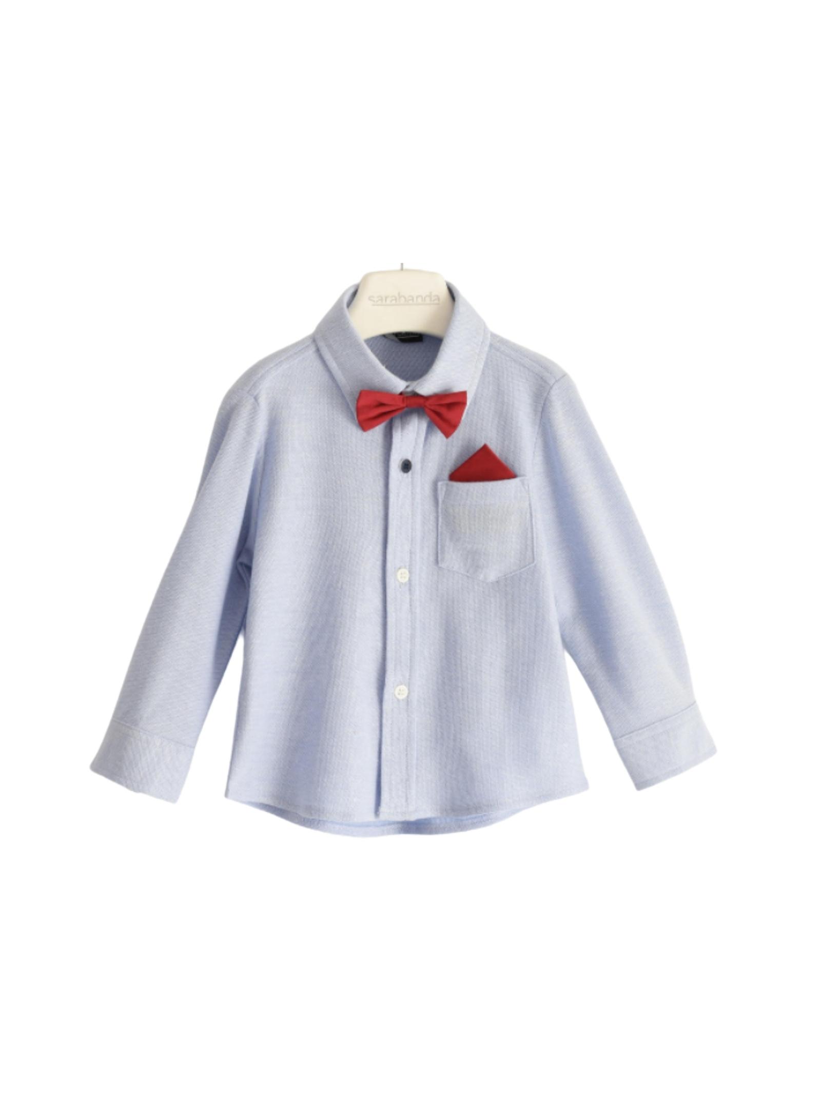 Elegant Boy shirt SARABANDA |  | 01114003621