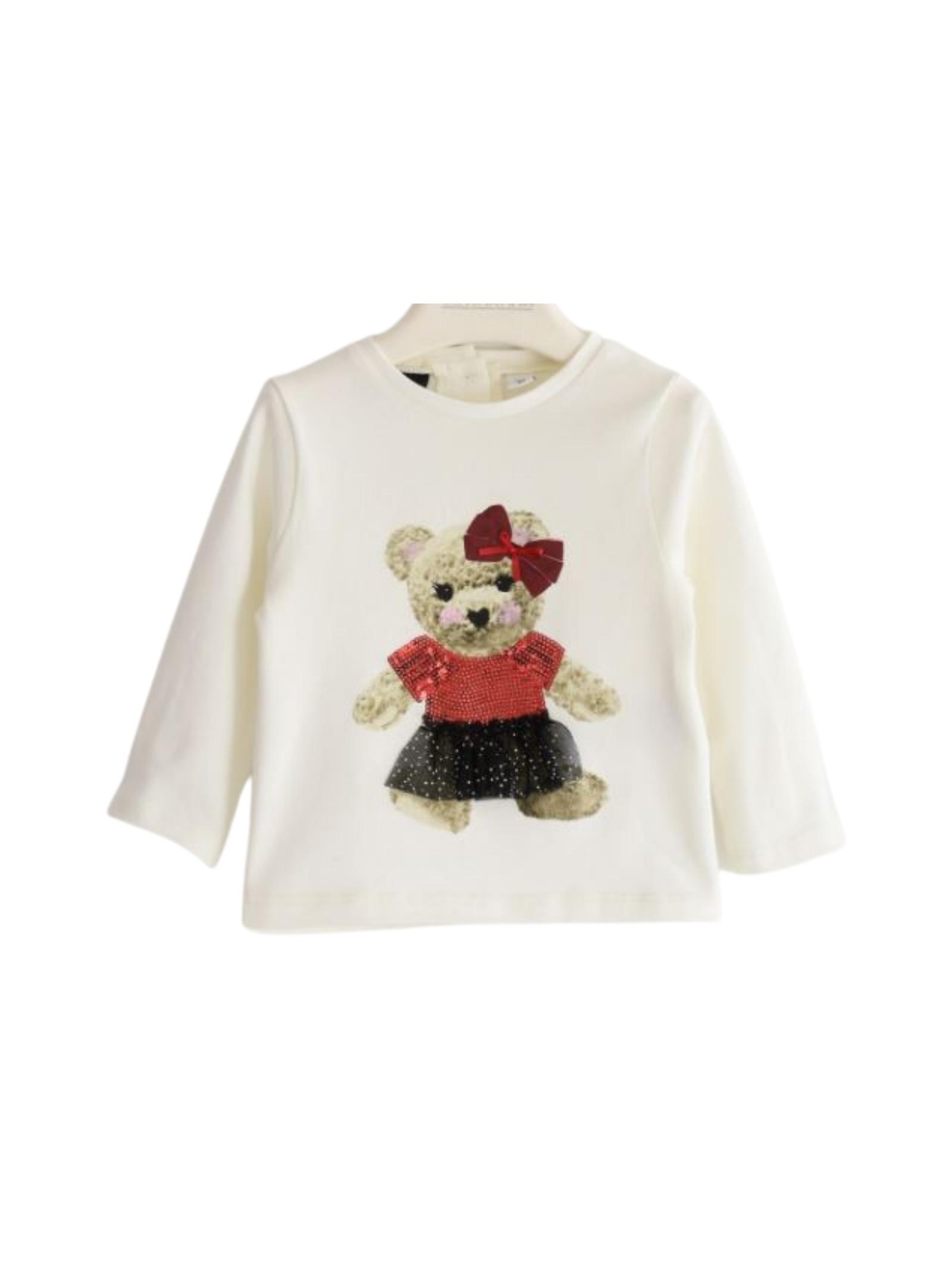 Teddy Bear Sweater for Girls SARABANDA |  | 01217000112