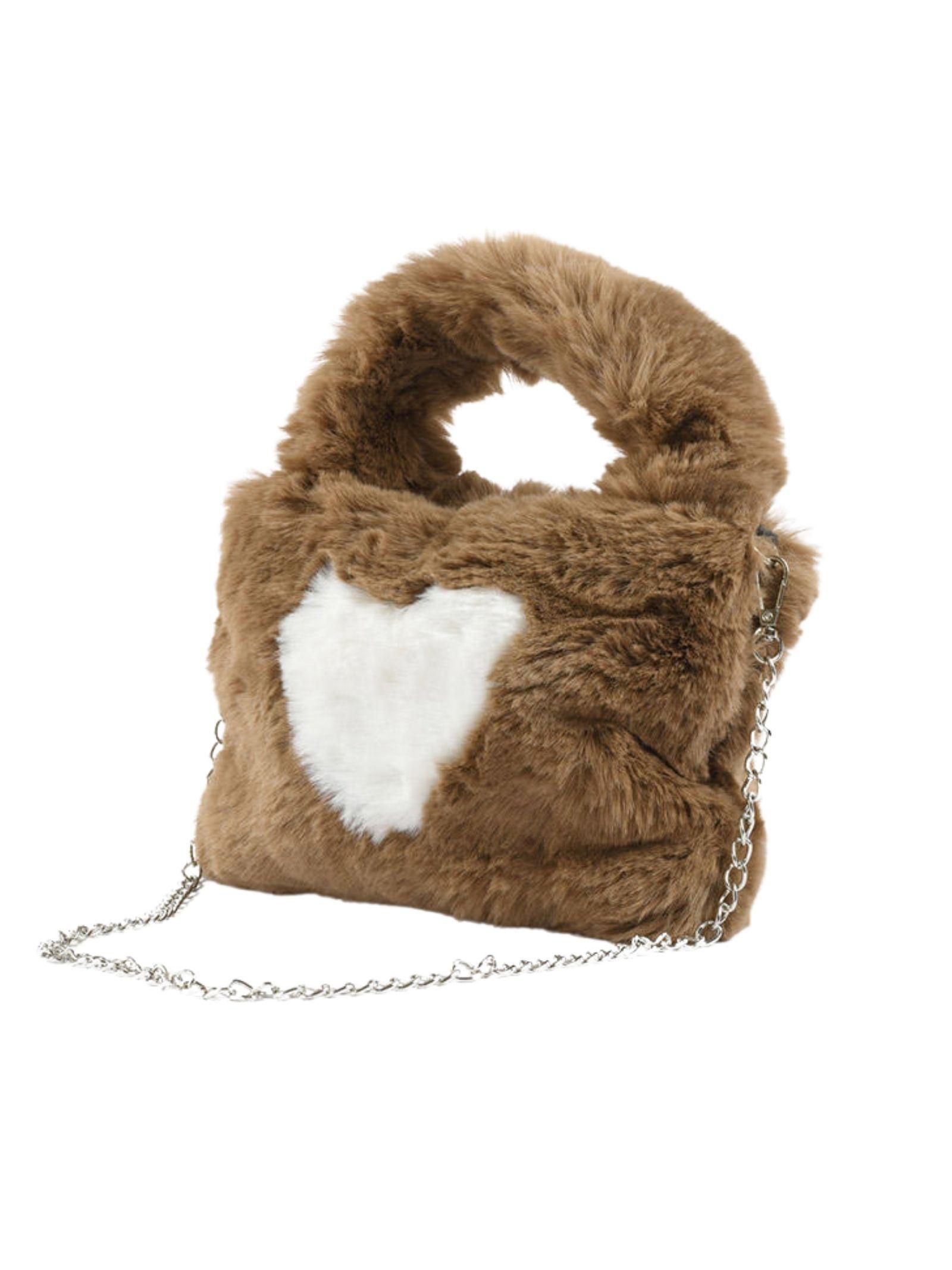 Borsa in Ecopelliccia Heart Bambina SARABANDA | Borse | 01526001117