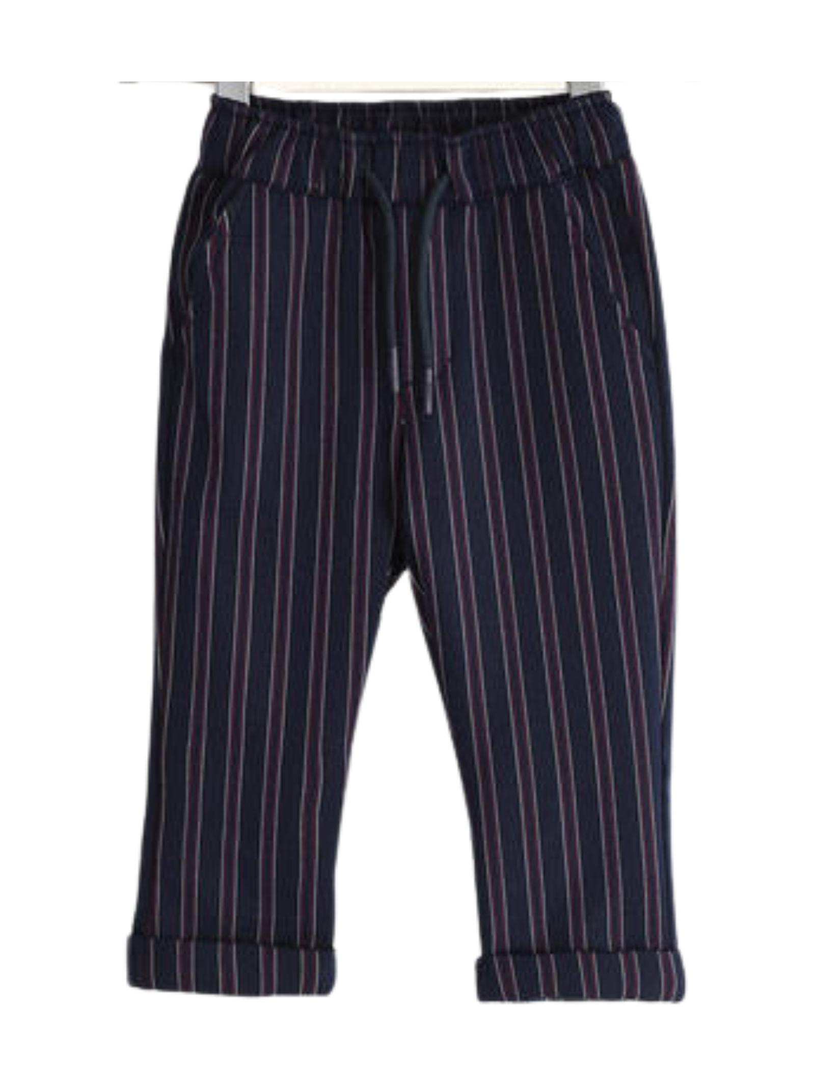 Baby Striped Trousers SARABANDA | Trousers | 03141003854
