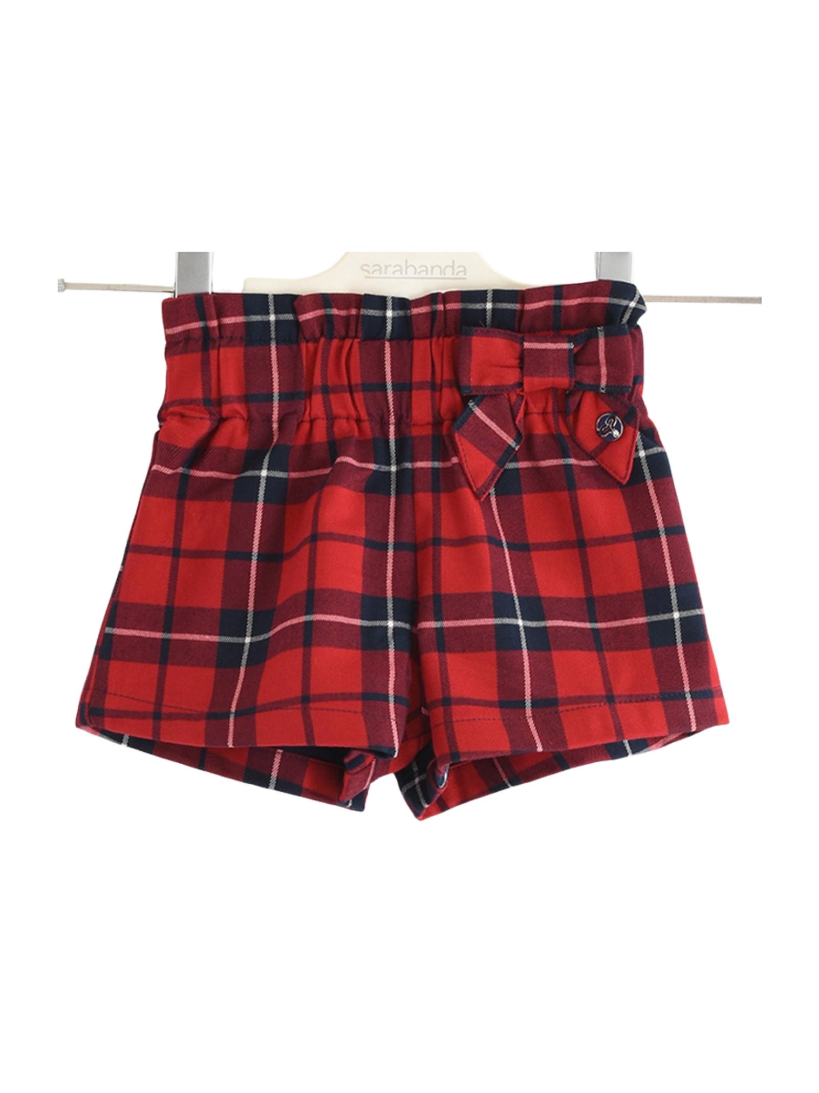 Scottish Girl Shorts SARABANDA | Shorts | 03231002253