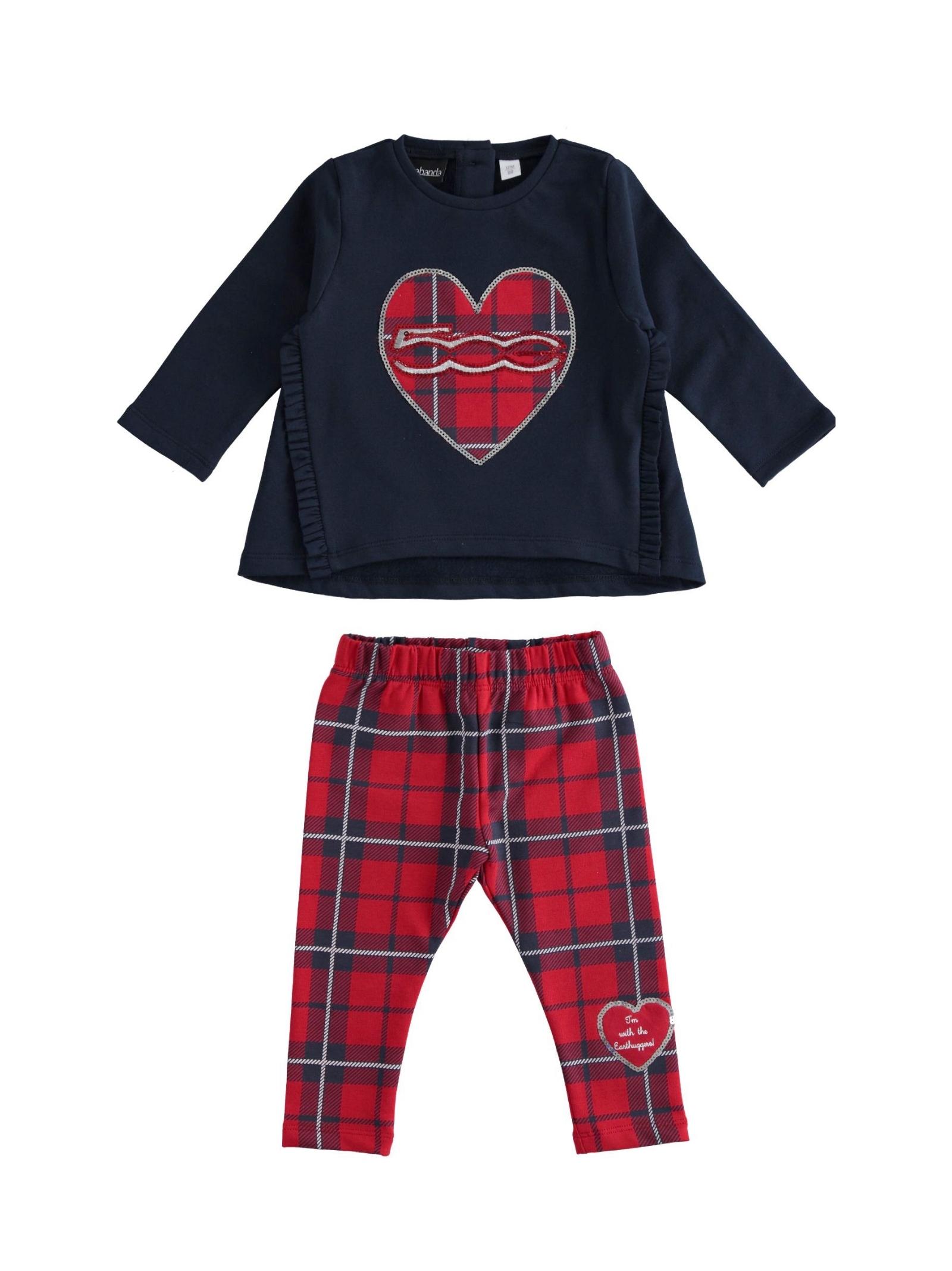 Scottish Girl Suit SARABANDA | Complete | 03254003885