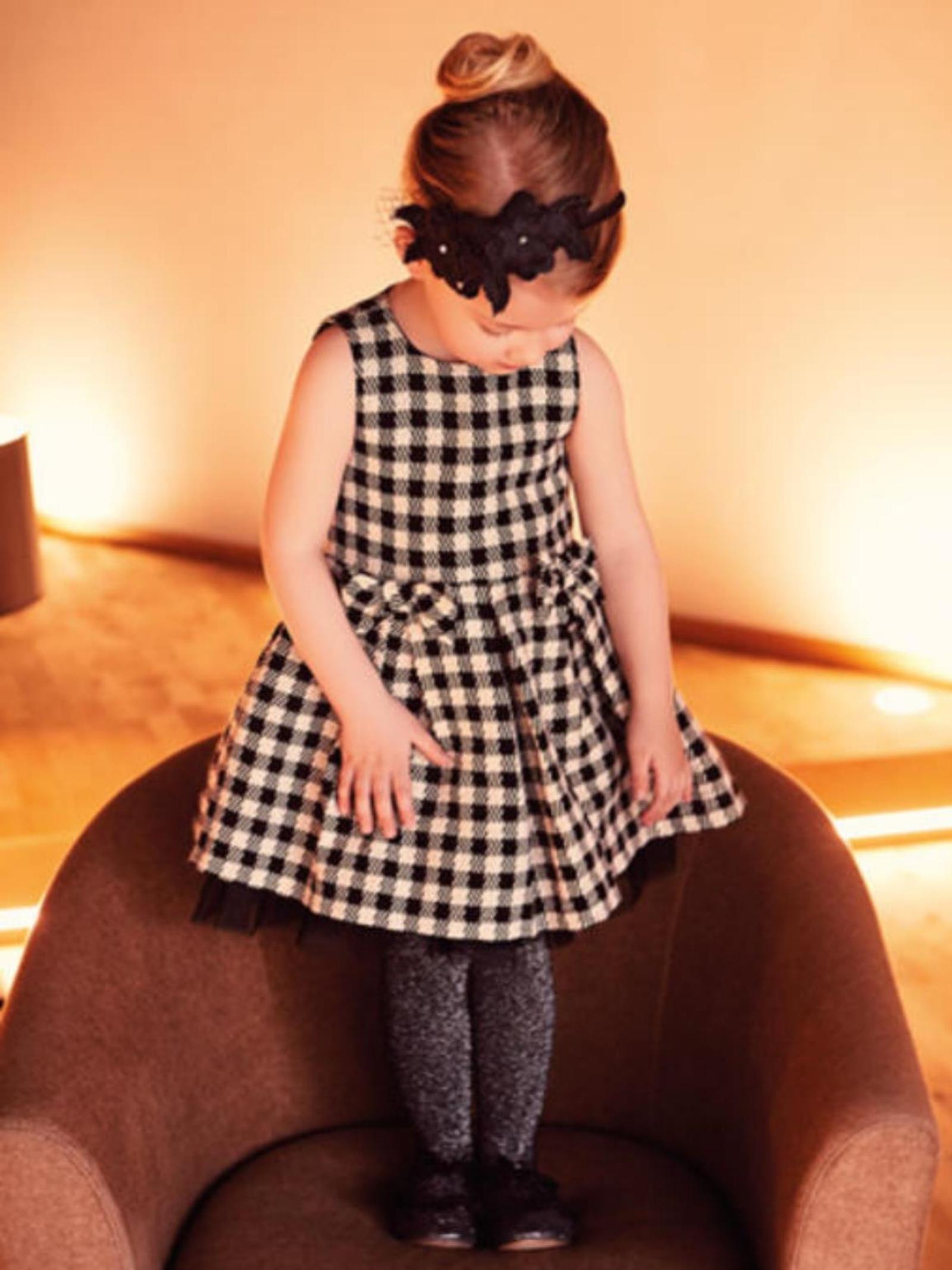 Vestito Quadri Bambina SARABANDA | Vestiti | 0V23100LV07