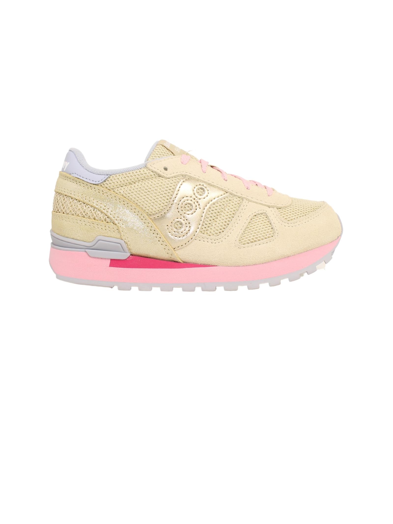 Sneakers Shadow Bambina SAUCONY KIDS | Sneakers | SK165171CREAM/MULTI