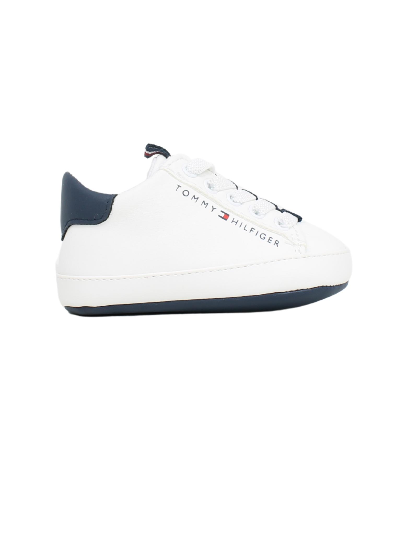 Fantasy Newborn Shoes TOMMY HILFIGER KIDS | Shoes | T0B4320370272X008BIANCO