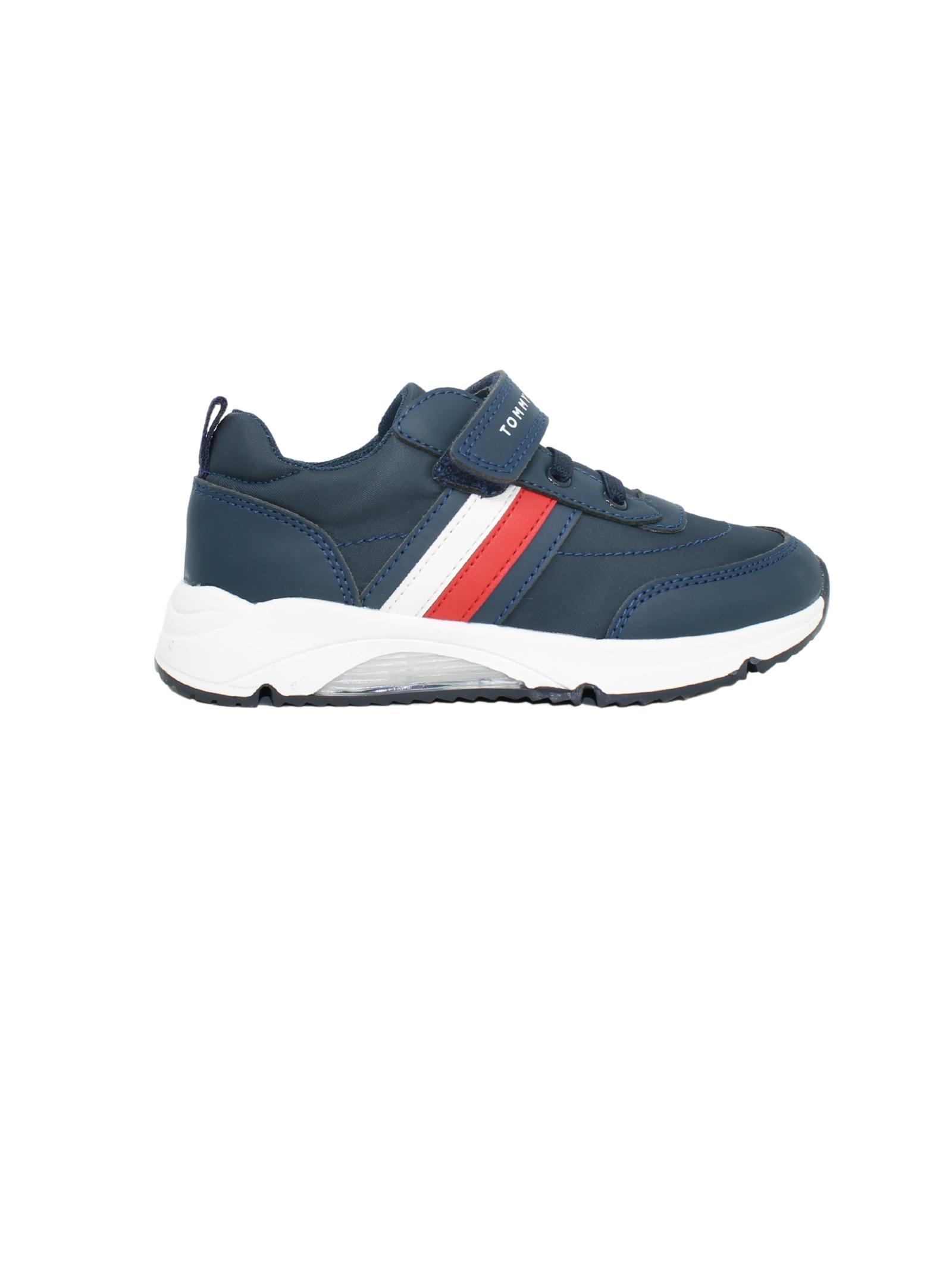 Sneakers Blue Bambino TOMMY HILFIGER KIDS | Sneakers | T1B4320691037800BLU